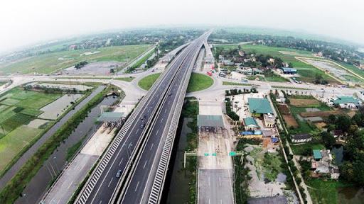 Thanh Hóa sắp có đường 1.420 tỷ đồng nối quốc lộ 1 với quốc lộ 45 từ Hoằng Hóa đi Thiệu Hóa - Ảnh 1.