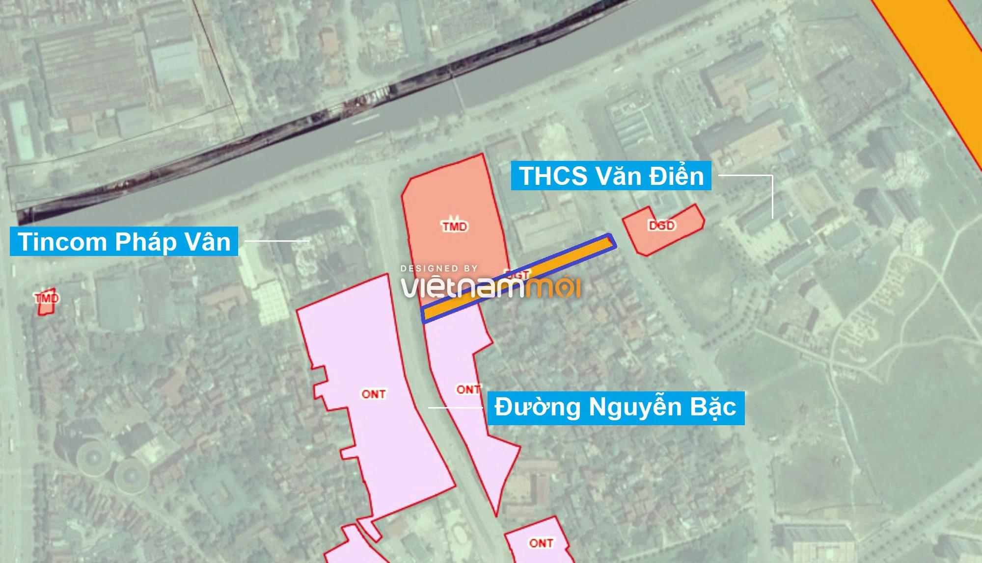 Những khu đất sắp thu hồi để mở đường ở xã Tứ Hiệp, Thanh Trì, Hà Nội (phần 1) - Ảnh 1.