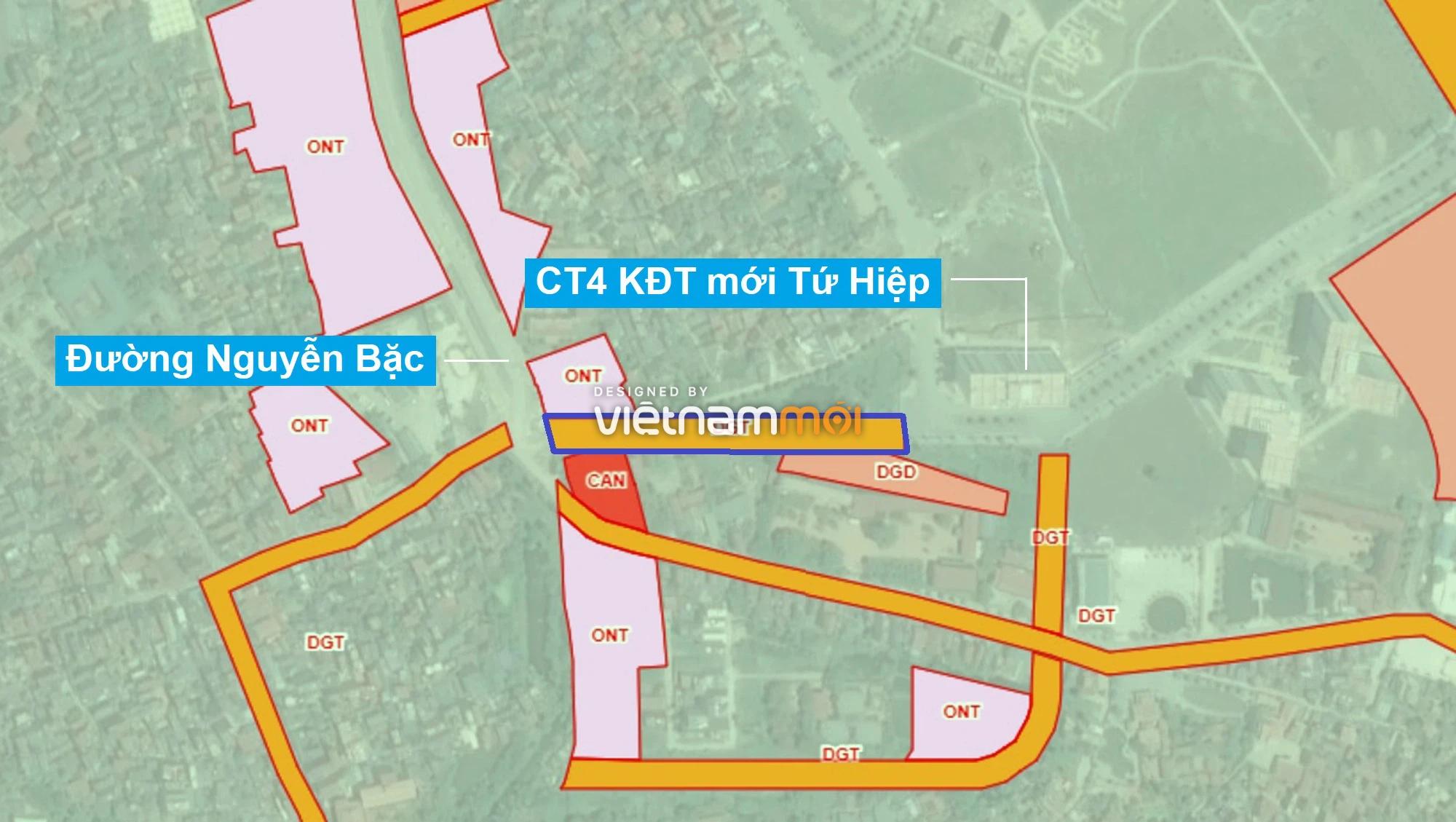 Những khu đất sắp thu hồi để mở đường ở xã Tứ Hiệp, Thanh Trì, Hà Nội (phần 1) - Ảnh 9.