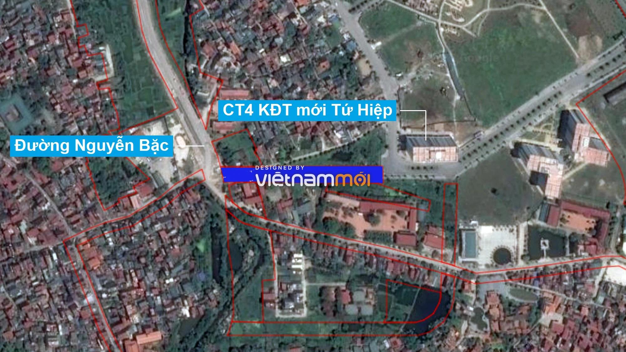 Những khu đất sắp thu hồi để mở đường ở xã Tứ Hiệp, Thanh Trì, Hà Nội (phần 1) - Ảnh 10.