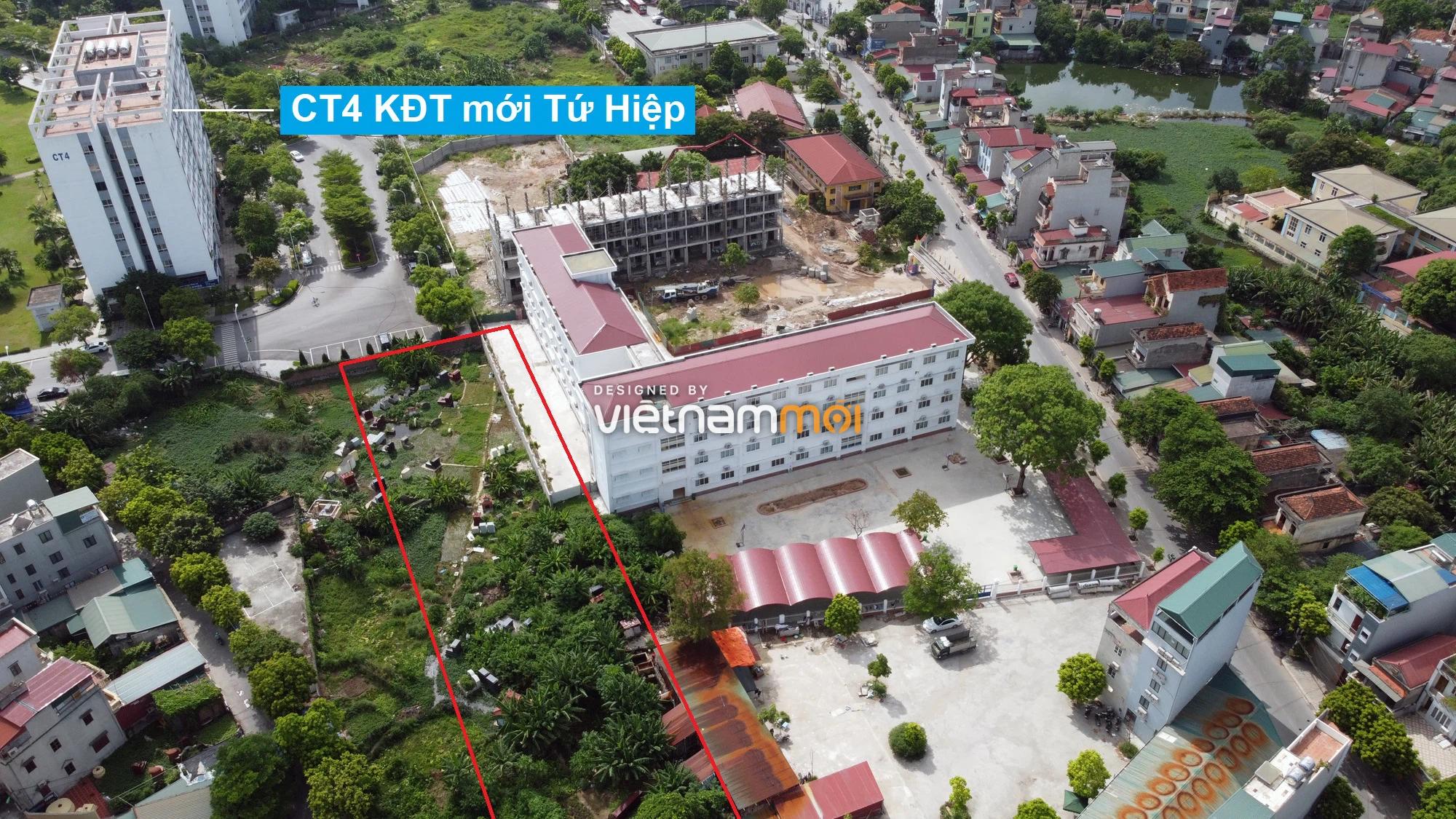 Những khu đất sắp thu hồi để mở đường ở xã Tứ Hiệp, Thanh Trì, Hà Nội (phần 1) - Ảnh 13.