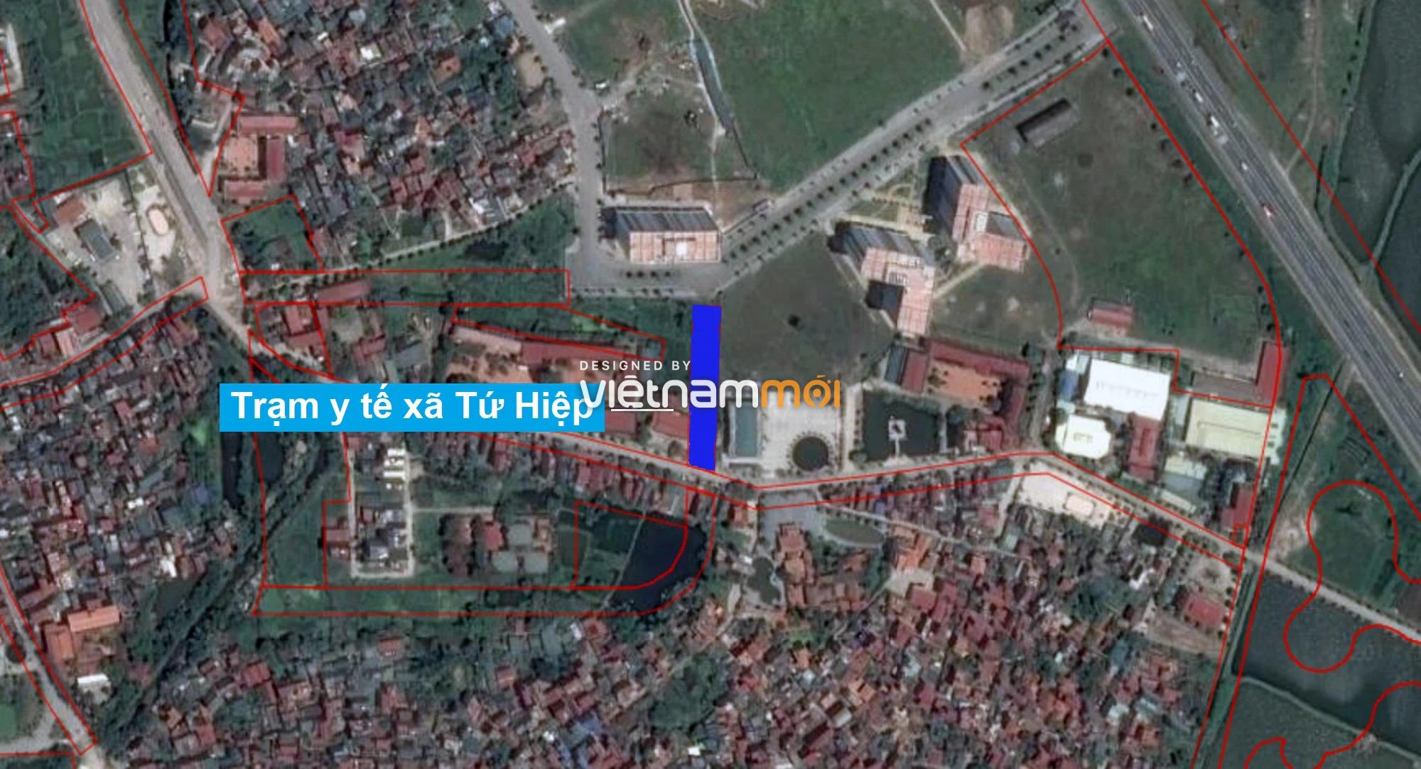 Những khu đất sắp thu hồi để mở đường ở xã Tứ Hiệp, Thanh Trì, Hà Nội (phần 1) - Ảnh 16.