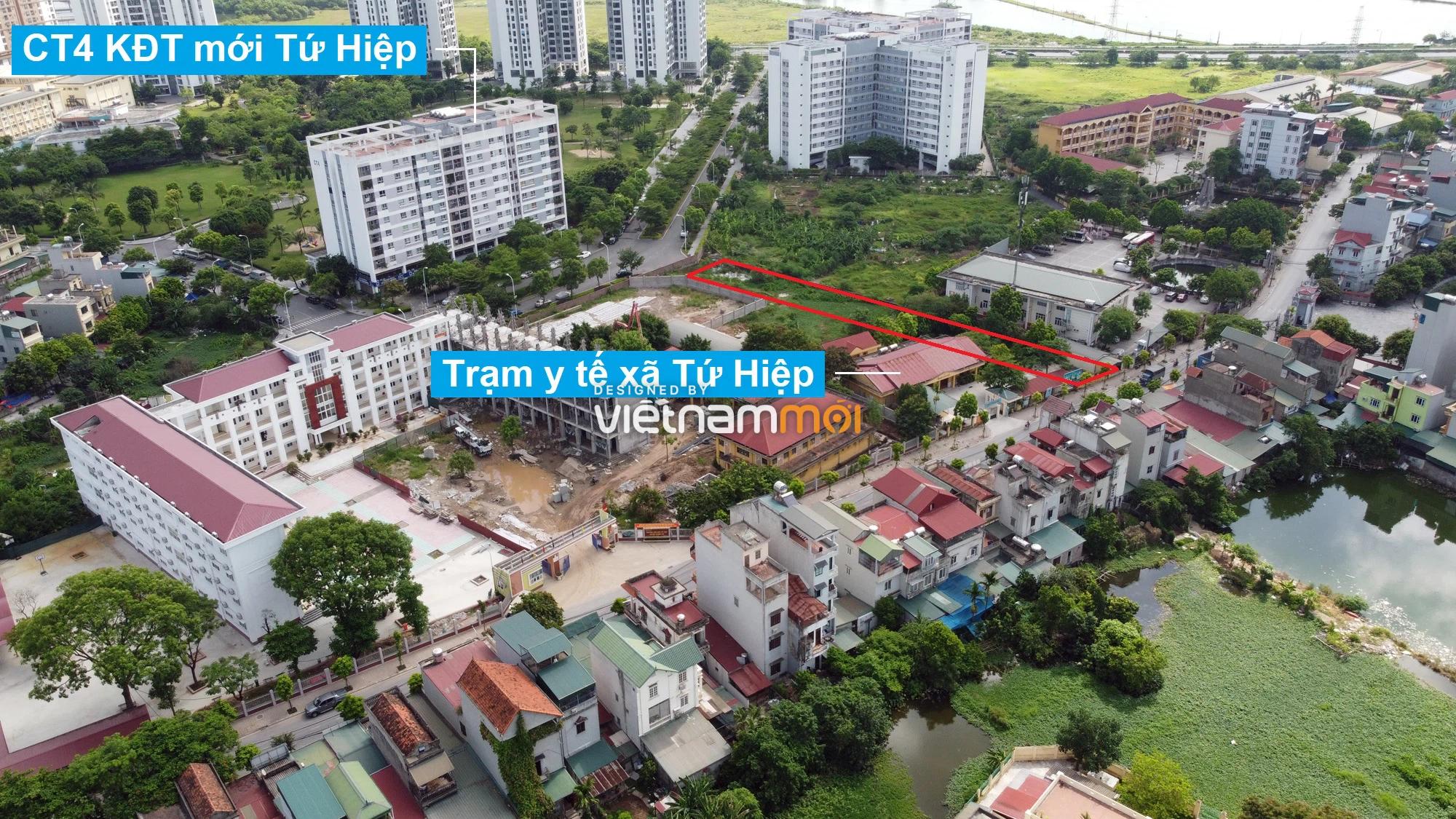 Những khu đất sắp thu hồi để mở đường ở xã Tứ Hiệp, Thanh Trì, Hà Nội (phần 1) - Ảnh 17.