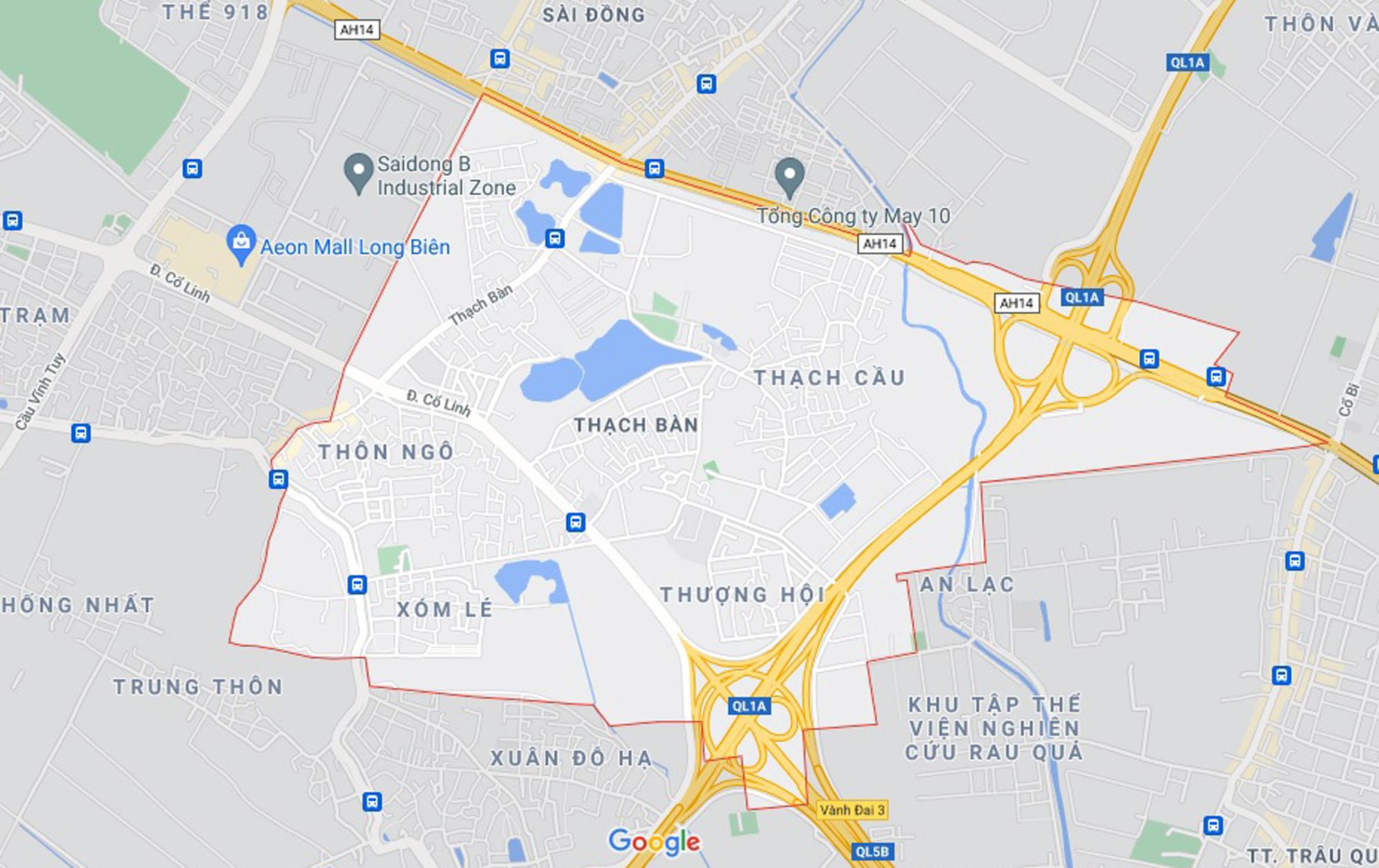 Những khu đất sắp thu hồi để mở đường ở phường Thạch Bàn, Long Biên, Hà Nội (phần 3) - Ảnh 1.