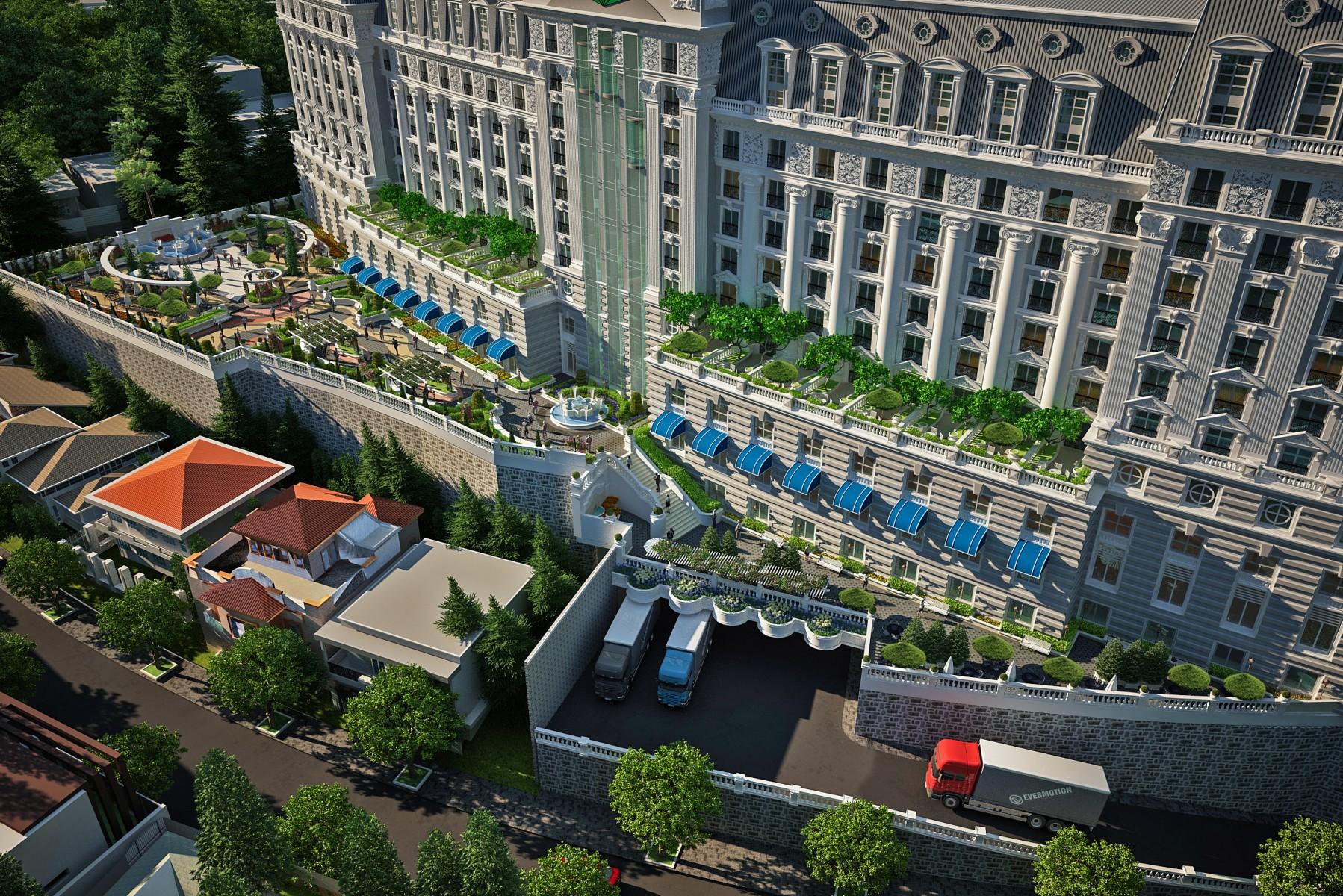 Lâm Đồng chuyển chức năng đất cho Tập đoàn Khải Vy làm khách sạn nghìn tỷ - Ảnh 1.