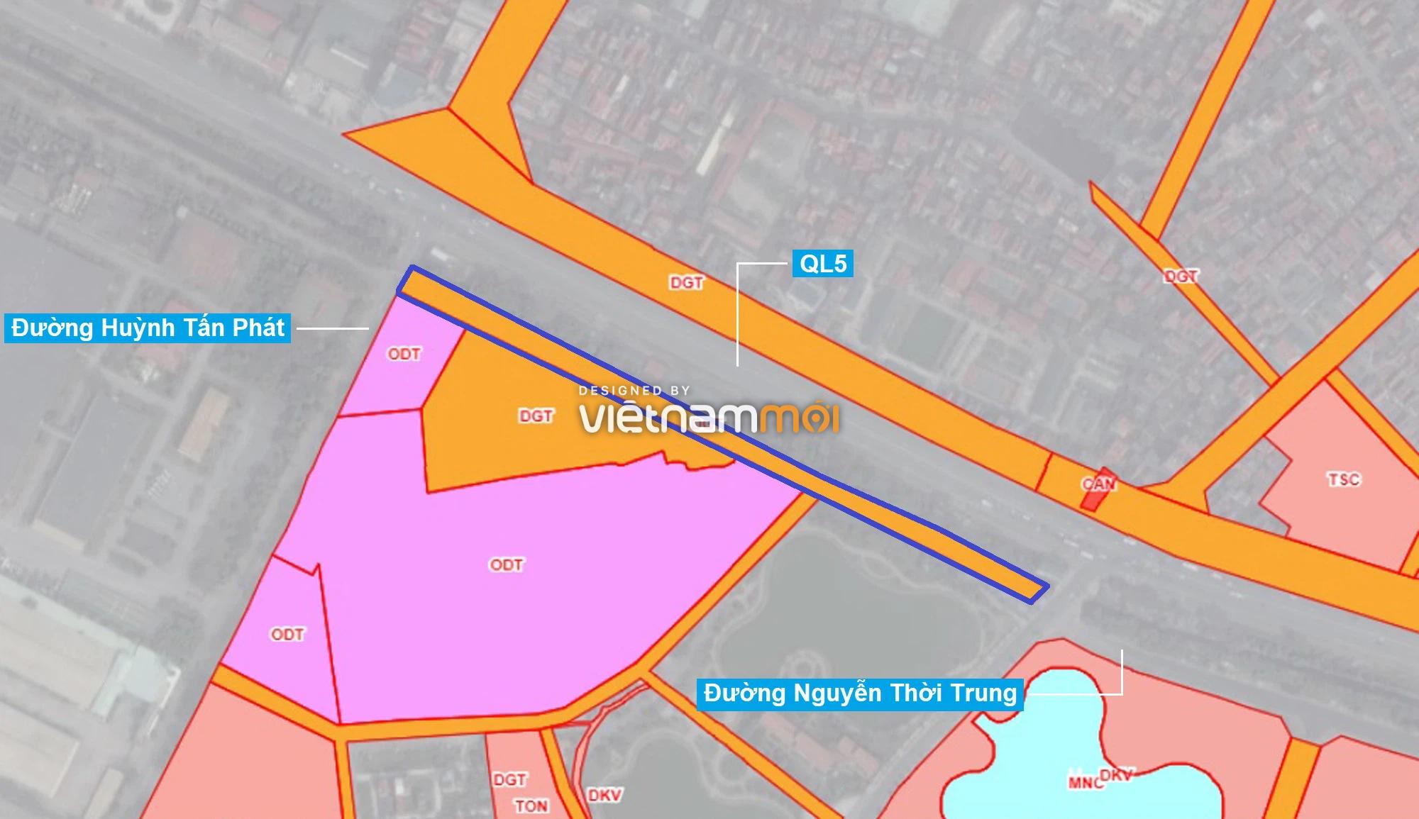 Những khu đất sắp thu hồi để mở đường ở phường Thạch Bàn, Long Biên, Hà Nội (phần 3) - Ảnh 8.