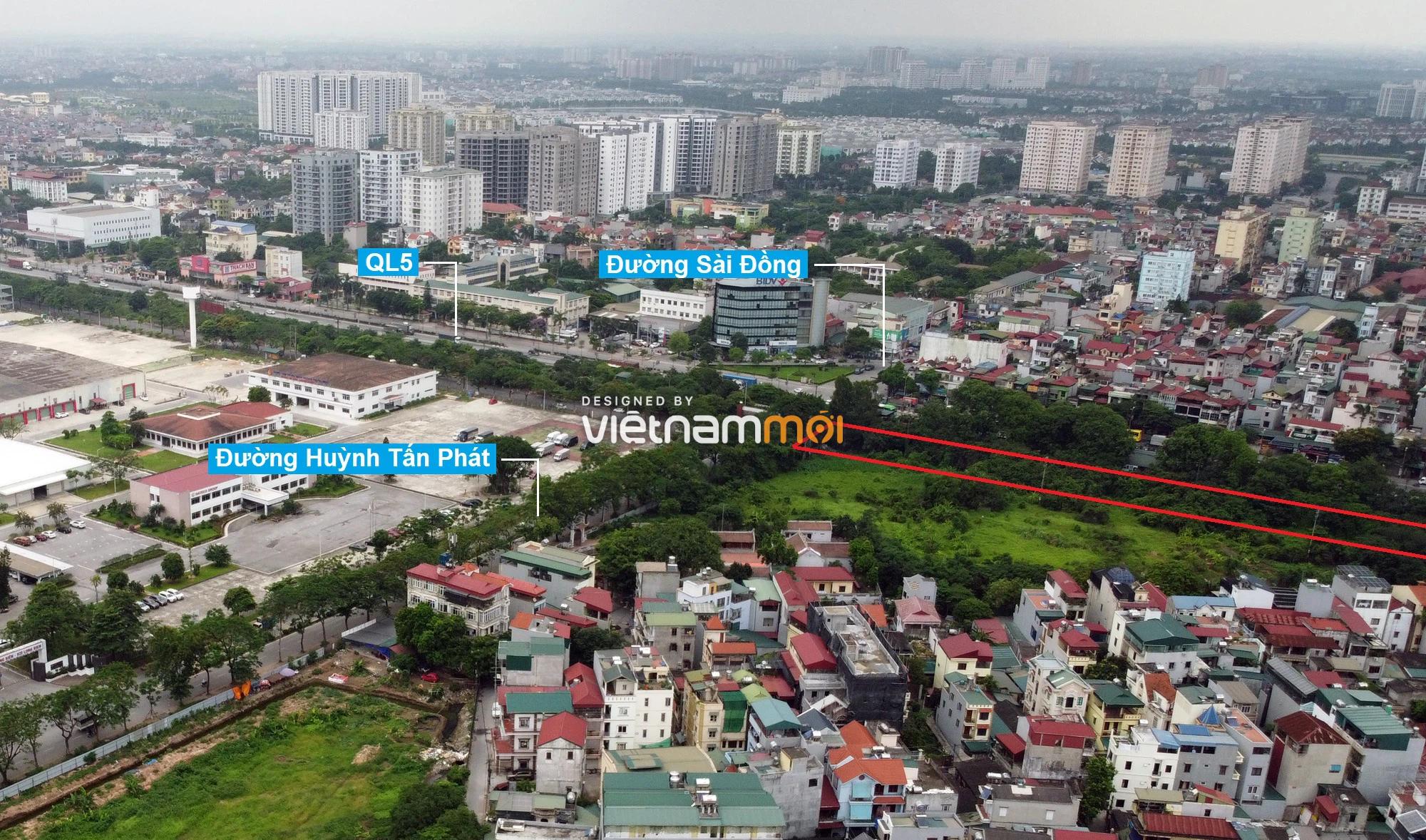 Những khu đất sắp thu hồi để mở đường ở phường Thạch Bàn, Long Biên, Hà Nội (phần 3) - Ảnh 10.