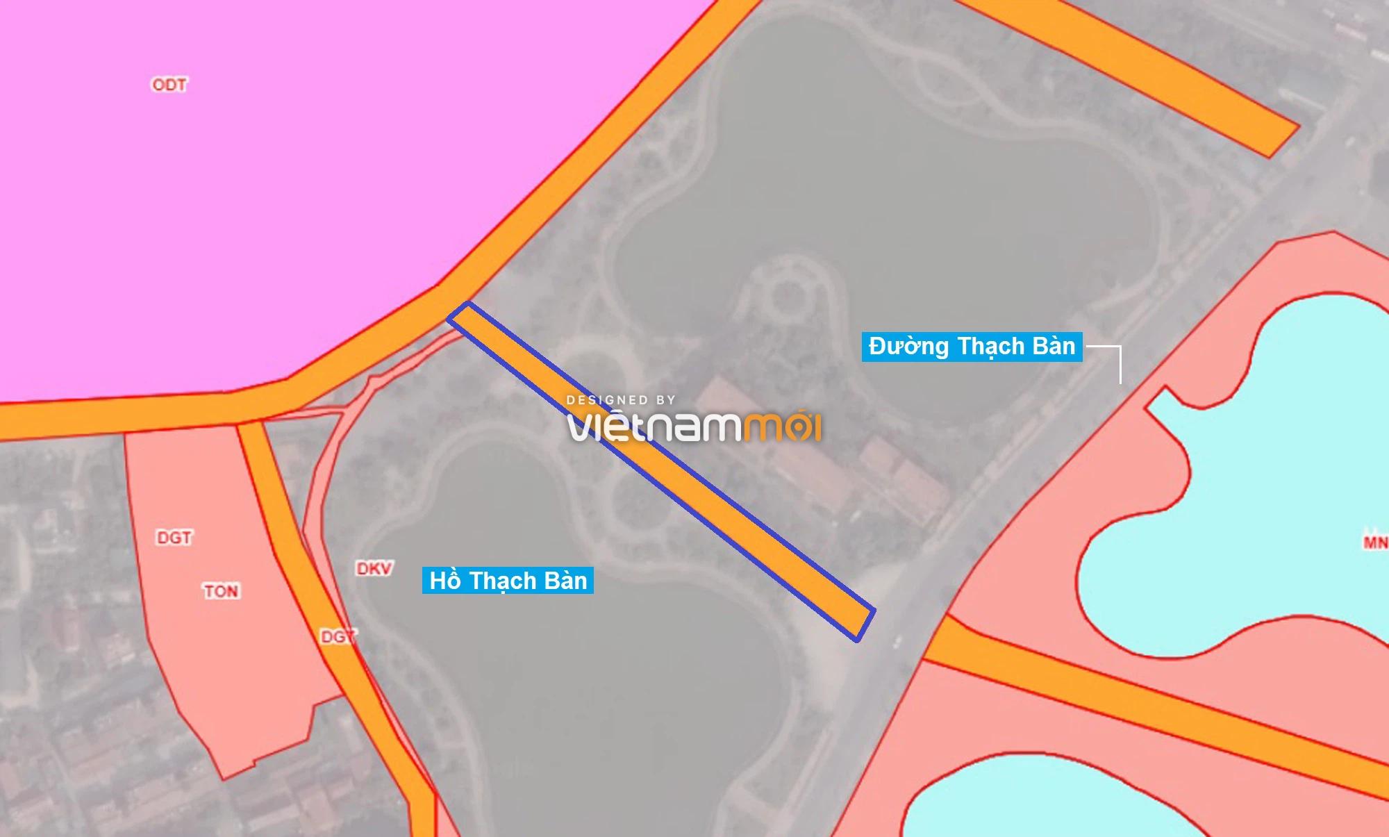 Những khu đất sắp thu hồi để mở đường ở phường Thạch Bàn, Long Biên, Hà Nội (phần 3) - Ảnh 15.