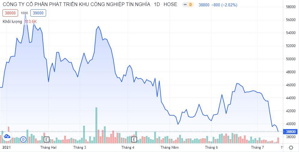 Tín Nghĩa (TID) muốn huy động 975 tỷ đồng tham gia đấu thầu dự án KCN Long Đức 3 - Ảnh 1.