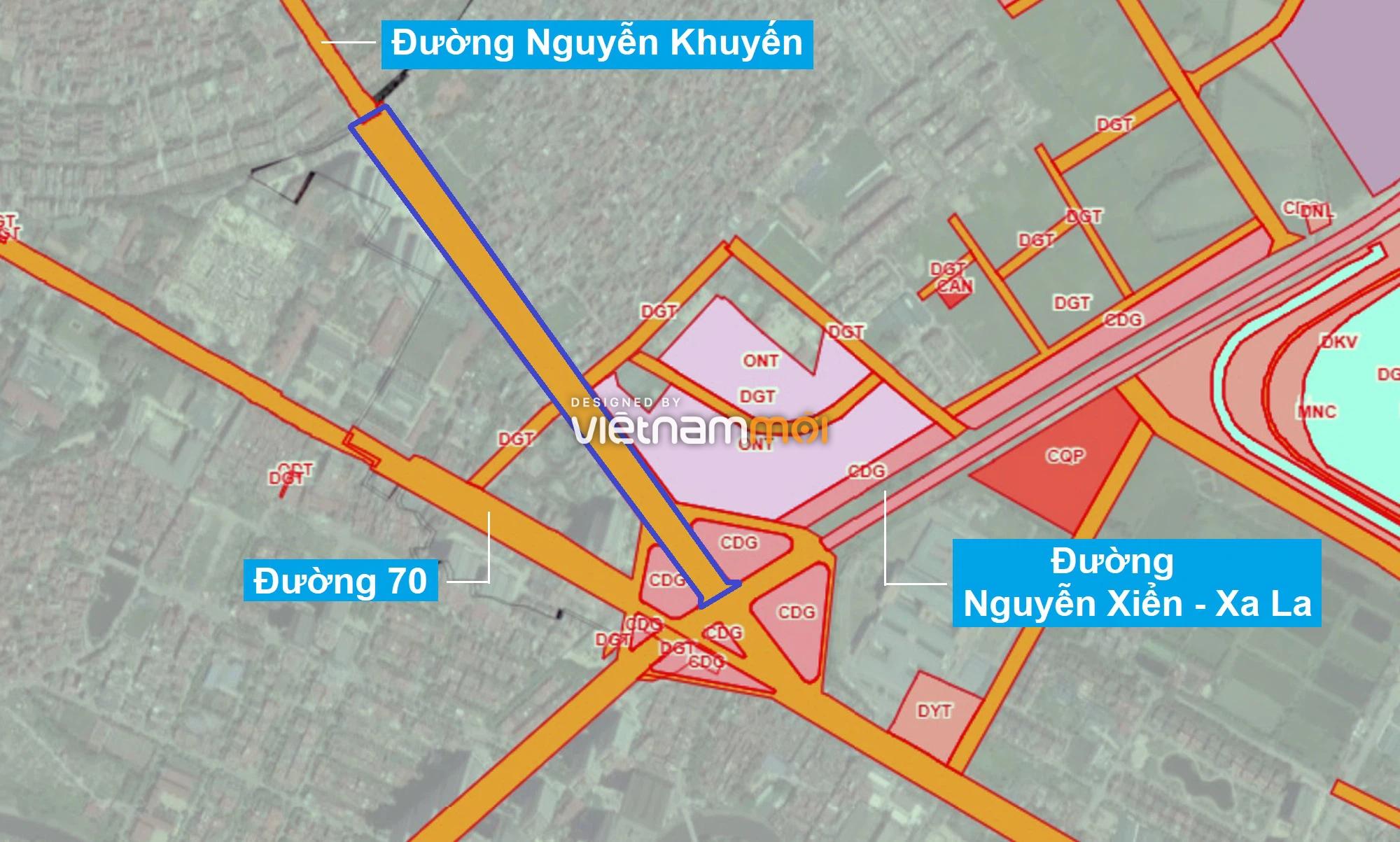 Những khu đất sắp thu hồi để mở đường ở xã Tân Triều, Thanh Trì, Hà Nội (phần 2) - Ảnh 1.