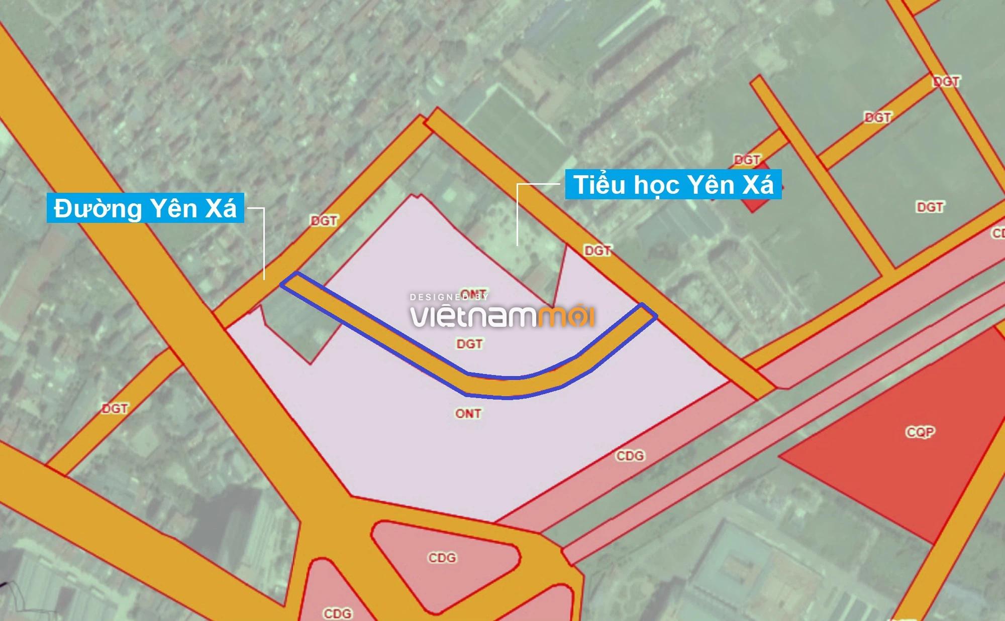 Những khu đất sắp thu hồi để mở đường ở xã Tân Triều, Thanh Trì, Hà Nội (phần 2) - Ảnh 9.