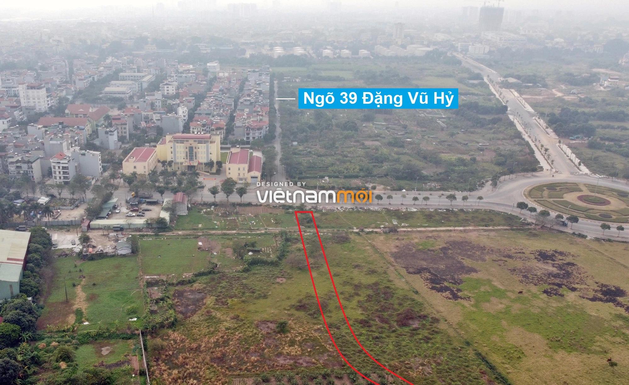 Những khu đất sắp thu hồi để mở đường ở phường Thượng Thanh, Long Biên, Hà Nội (phần 4) - Ảnh 3.