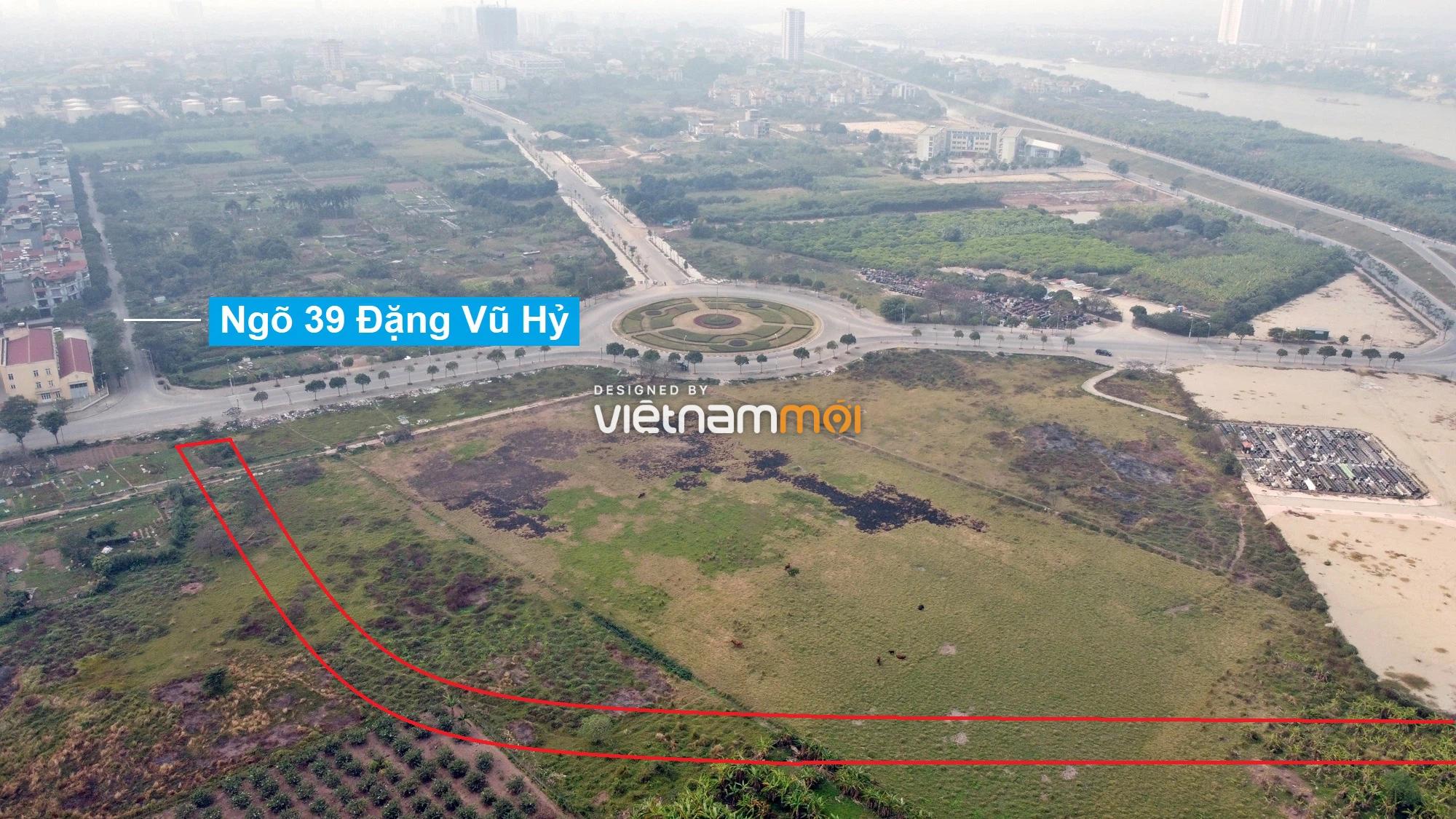 Những khu đất sắp thu hồi để mở đường ở phường Thượng Thanh, Long Biên, Hà Nội (phần 4) - Ảnh 4.