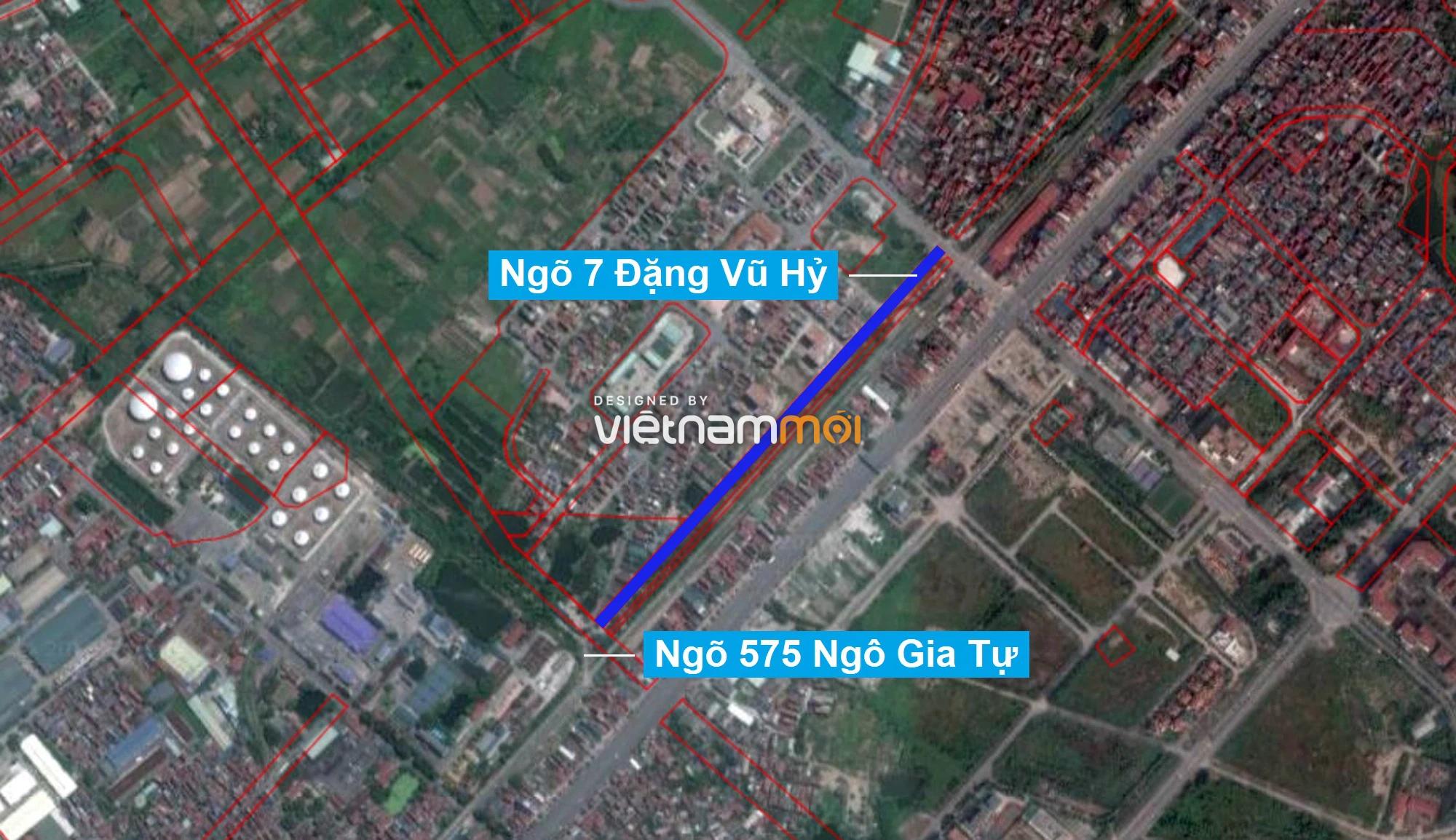 Những khu đất sắp thu hồi để mở đường ở phường Thượng Thanh, Long Biên, Hà Nội (phần 4) - Ảnh 8.