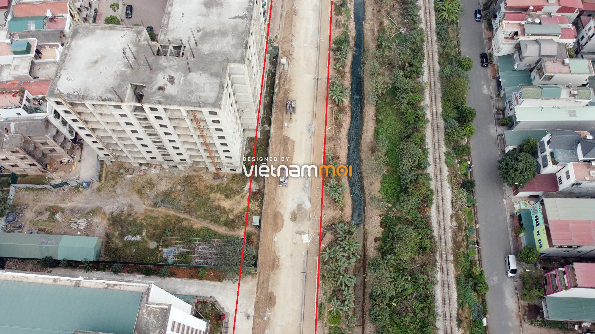 Những khu đất sắp thu hồi để mở đường ở phường Thượng Thanh, Long Biên, Hà Nội (phần 4) - Ảnh 11.