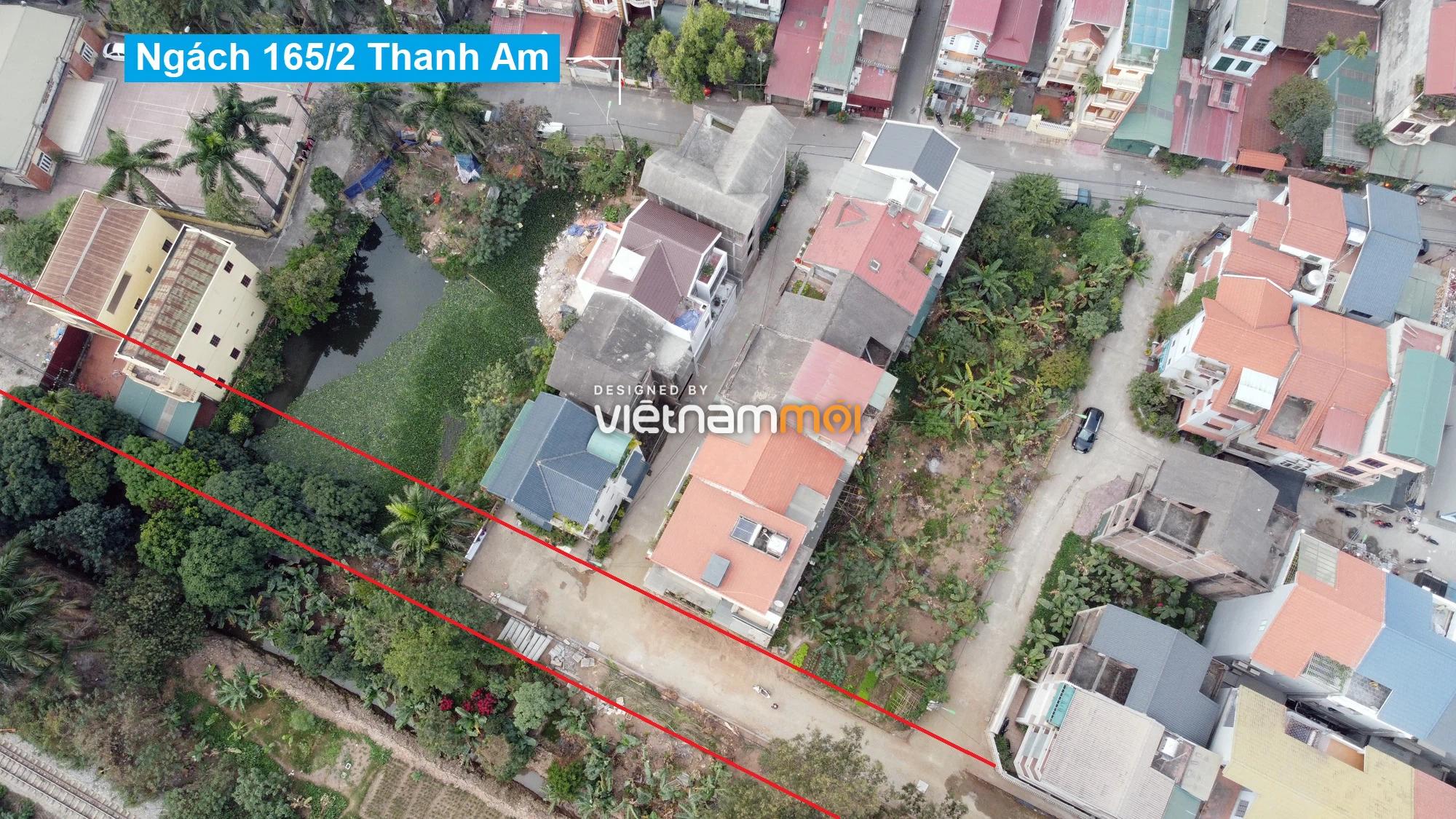 Những khu đất sắp thu hồi để mở đường ở phường Thượng Thanh, Long Biên, Hà Nội (phần 4) - Ảnh 12.
