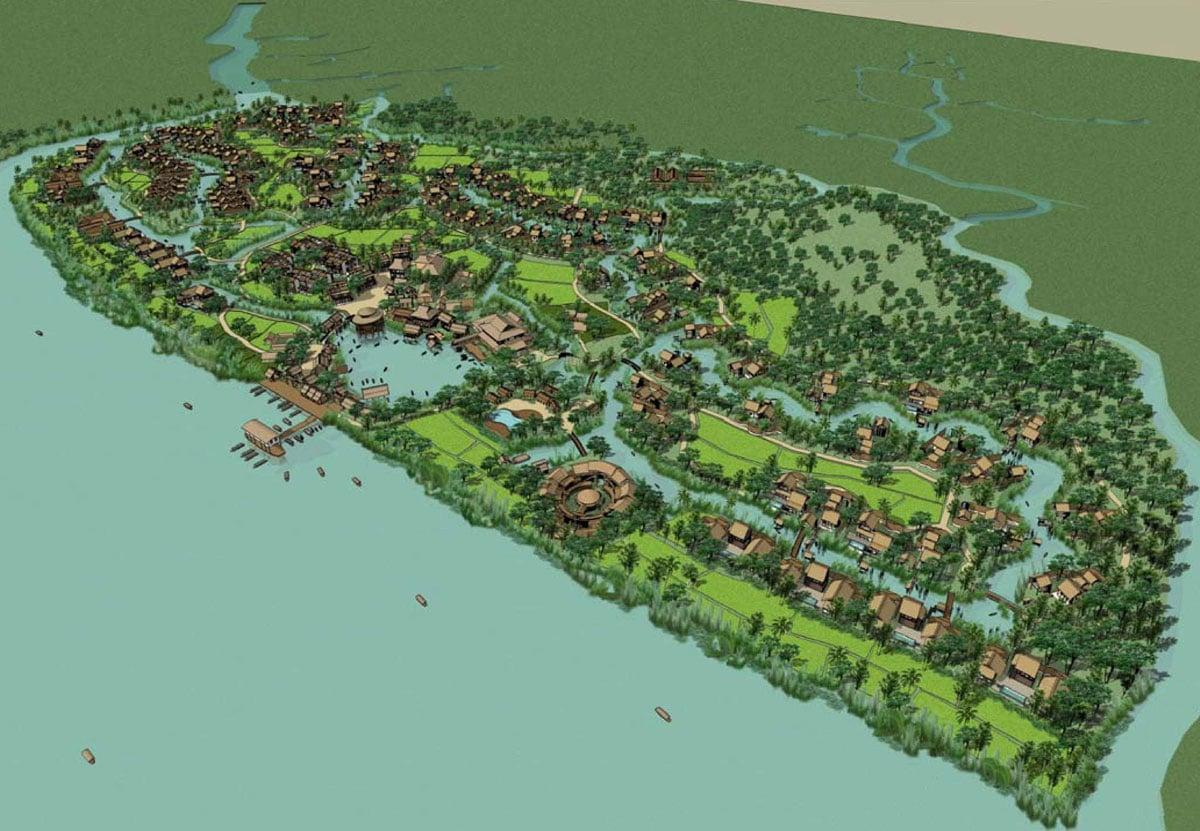 Đồng Nai: Giá đất bồi thường dự án Six Senses Saigon River cao nhất là hơn 3.000.000 đồng/m2 - Ảnh 1.