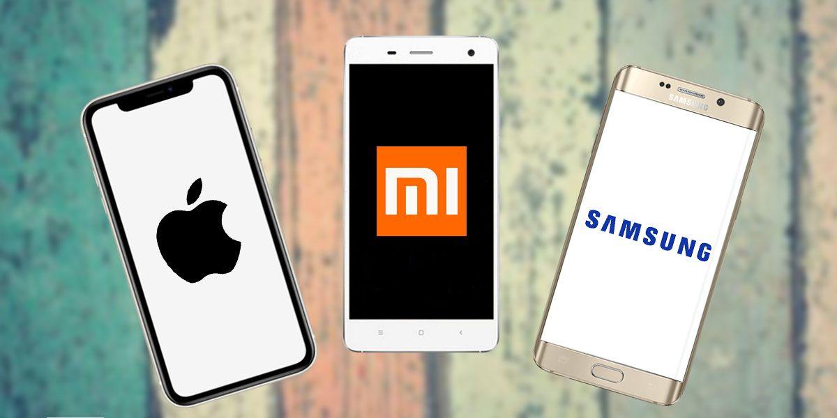 Samsung, Apple, Xiaomi thay đổi mạnh trên thị trường di động thông minh toàn cầu - Ảnh 1.