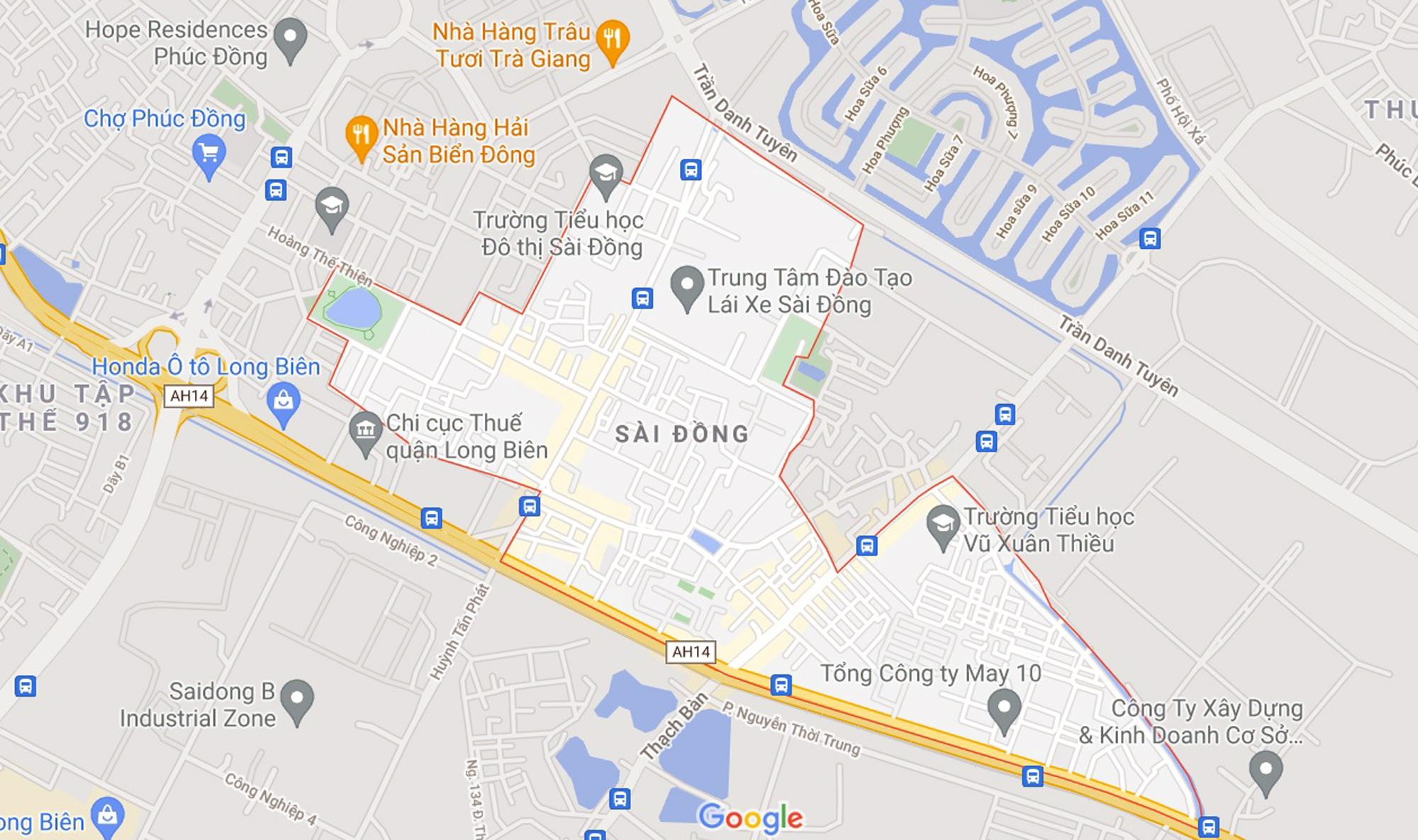 Những khu đất sắp thu hồi để mở đường ở phường Sài Đồng, Long Biên, Hà Nội (phần 1) - Ảnh 1.