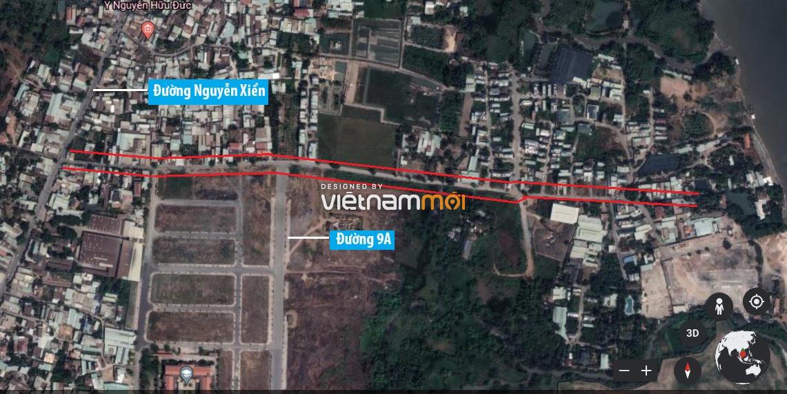 Đường sẽ mở theo quy hoạch ở phường Long Bình, quận 9, Thủ Đức, TP HCM - Ảnh 11.