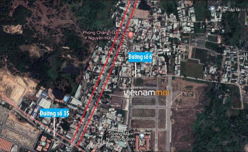 Đường sẽ mở theo quy hoạch ở phường Long Bình, quận 9, Thủ Đức, TP HCM - Ảnh 9.