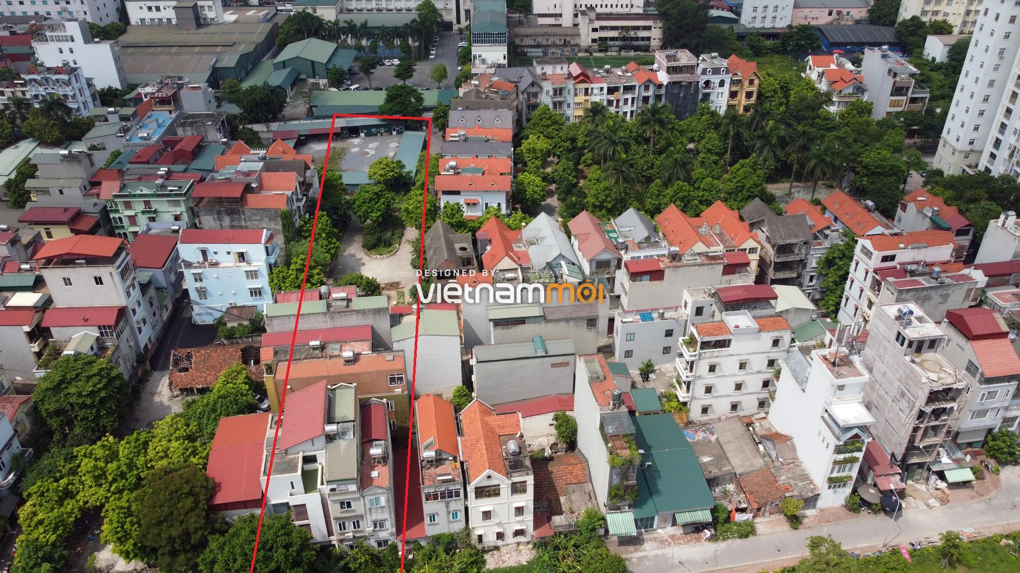Những khu đất sắp thu hồi để mở đường ở phường Sài Đồng, Long Biên, Hà Nội (phần 1) - Ảnh 6.