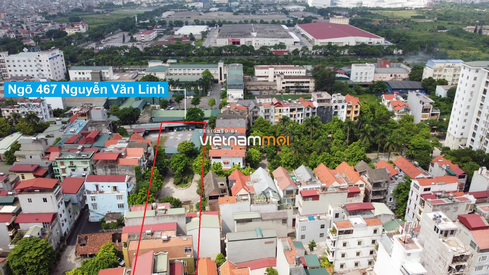 Những khu đất sắp thu hồi để mở đường ở phường Sài Đồng, Long Biên, Hà Nội (phần 1) - Ảnh 7.
