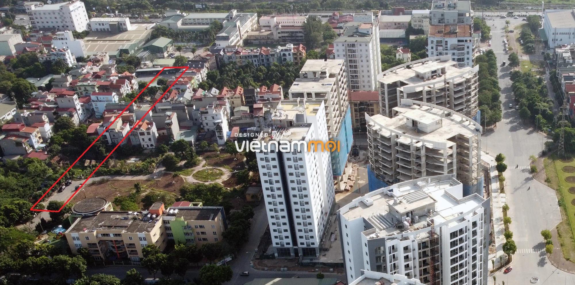 Những khu đất sắp thu hồi để mở đường ở phường Sài Đồng, Long Biên, Hà Nội (phần 1) - Ảnh 8.