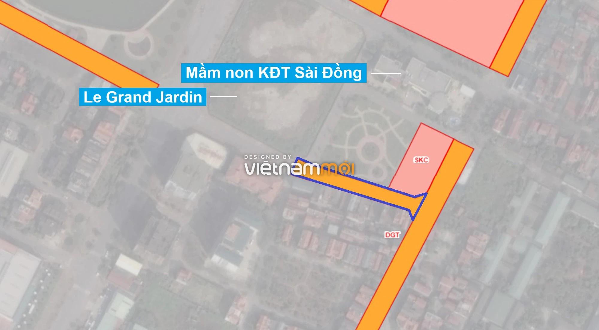 Những khu đất sắp thu hồi để mở đường ở phường Sài Đồng, Long Biên, Hà Nội (phần 1) - Ảnh 9.
