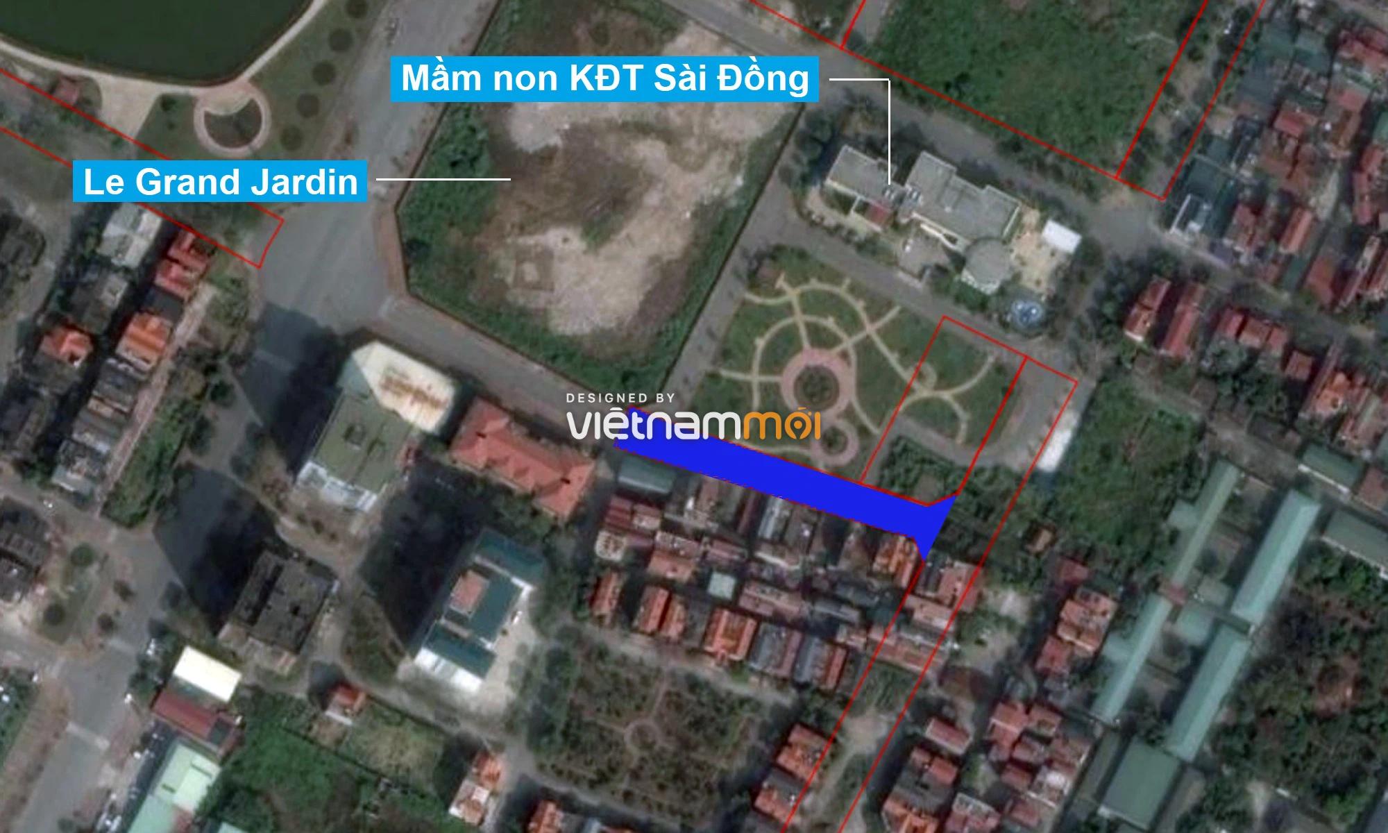 Những khu đất sắp thu hồi để mở đường ở phường Sài Đồng, Long Biên, Hà Nội (phần 1) - Ảnh 10.