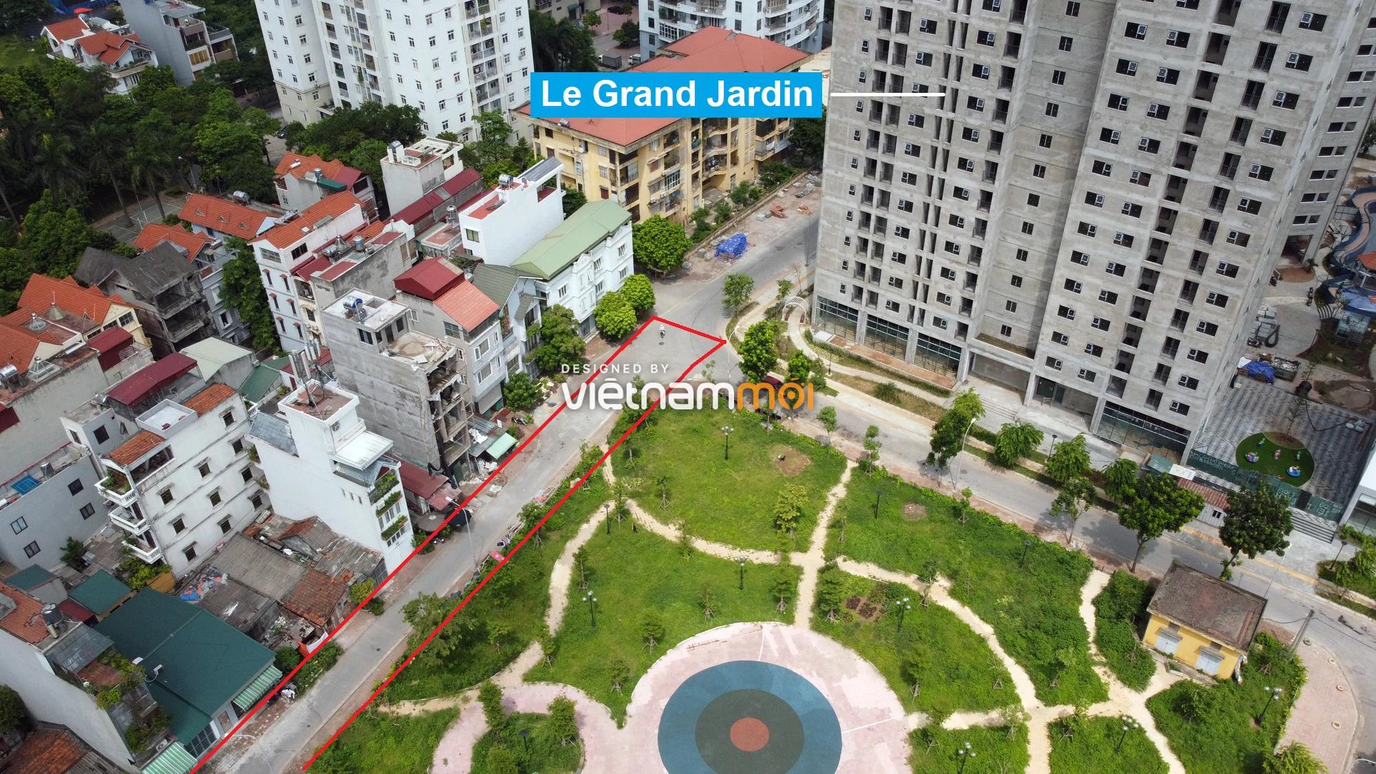 Những khu đất sắp thu hồi để mở đường ở phường Sài Đồng, Long Biên, Hà Nội (phần 1) - Ảnh 11.