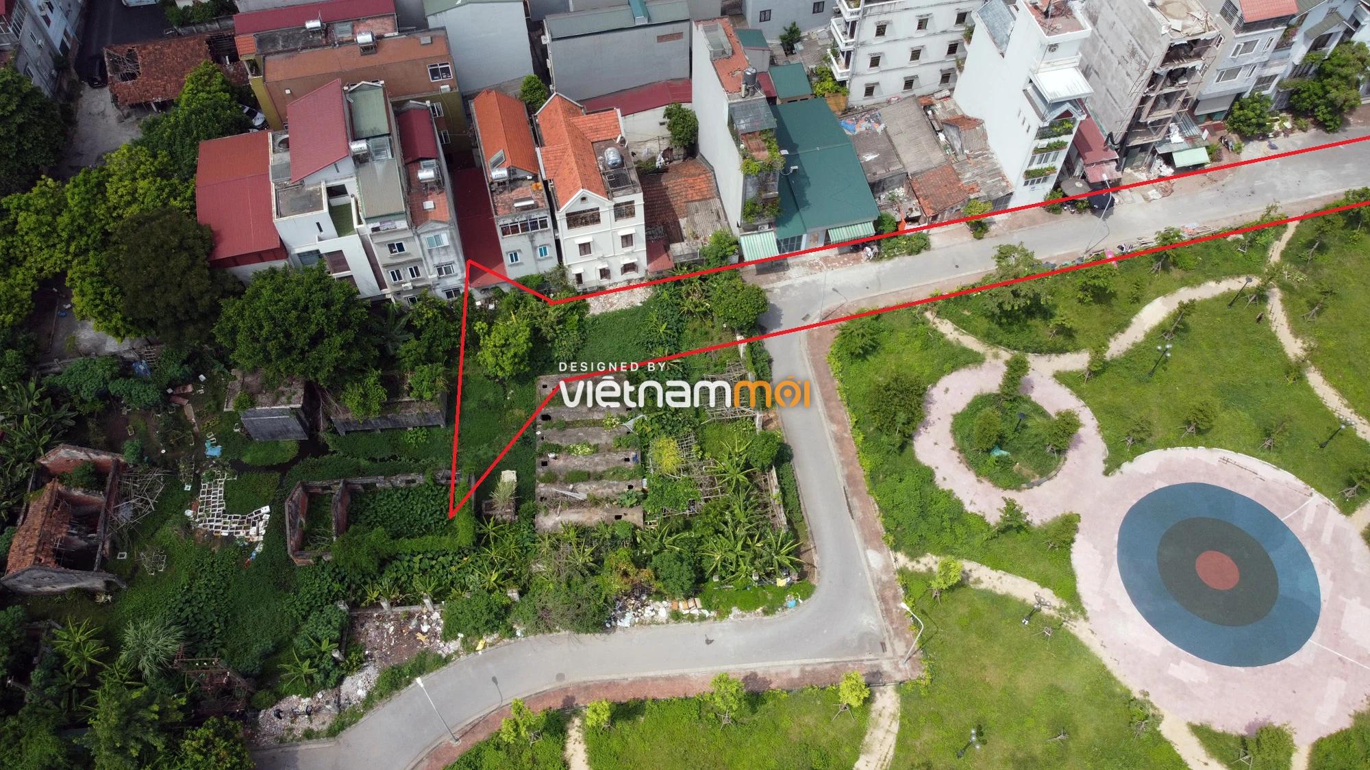 Những khu đất sắp thu hồi để mở đường ở phường Sài Đồng, Long Biên, Hà Nội (phần 1) - Ảnh 13.