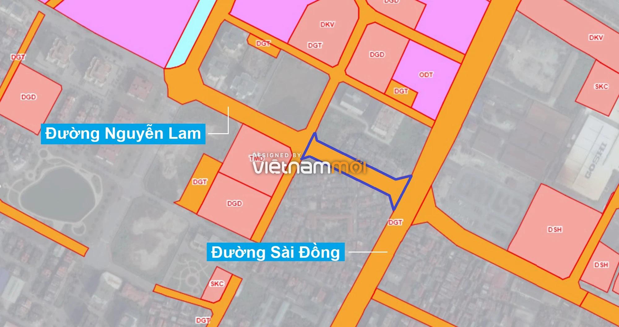Những khu đất sắp thu hồi để mở đường ở phường Sài Đồng, Long Biên, Hà Nội (phần 1) - Ảnh 15.