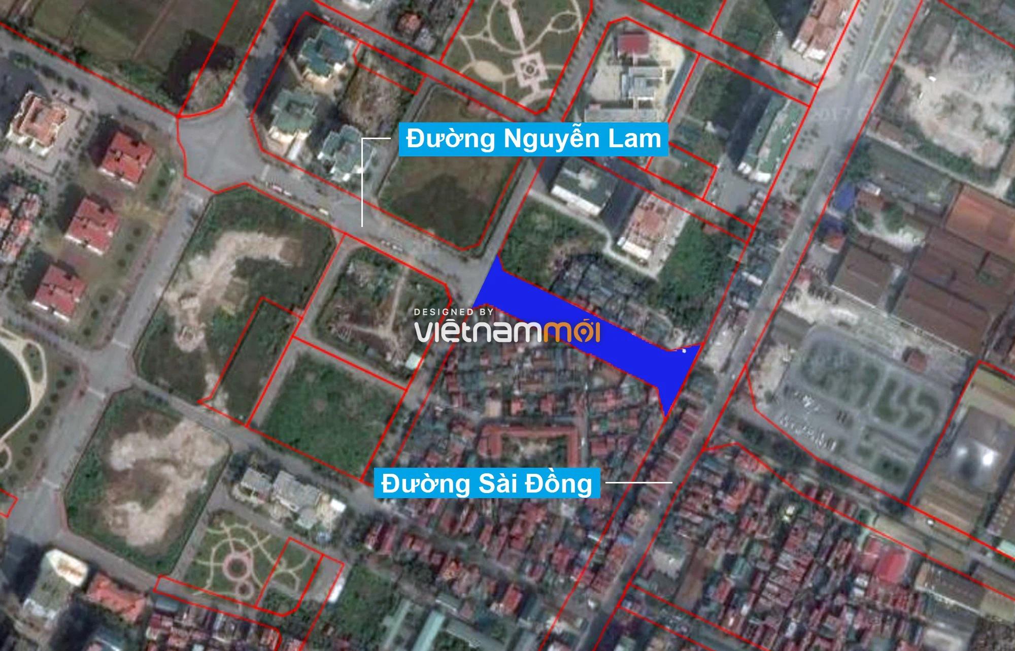 Những khu đất sắp thu hồi để mở đường ở phường Sài Đồng, Long Biên, Hà Nội (phần 1) - Ảnh 16.
