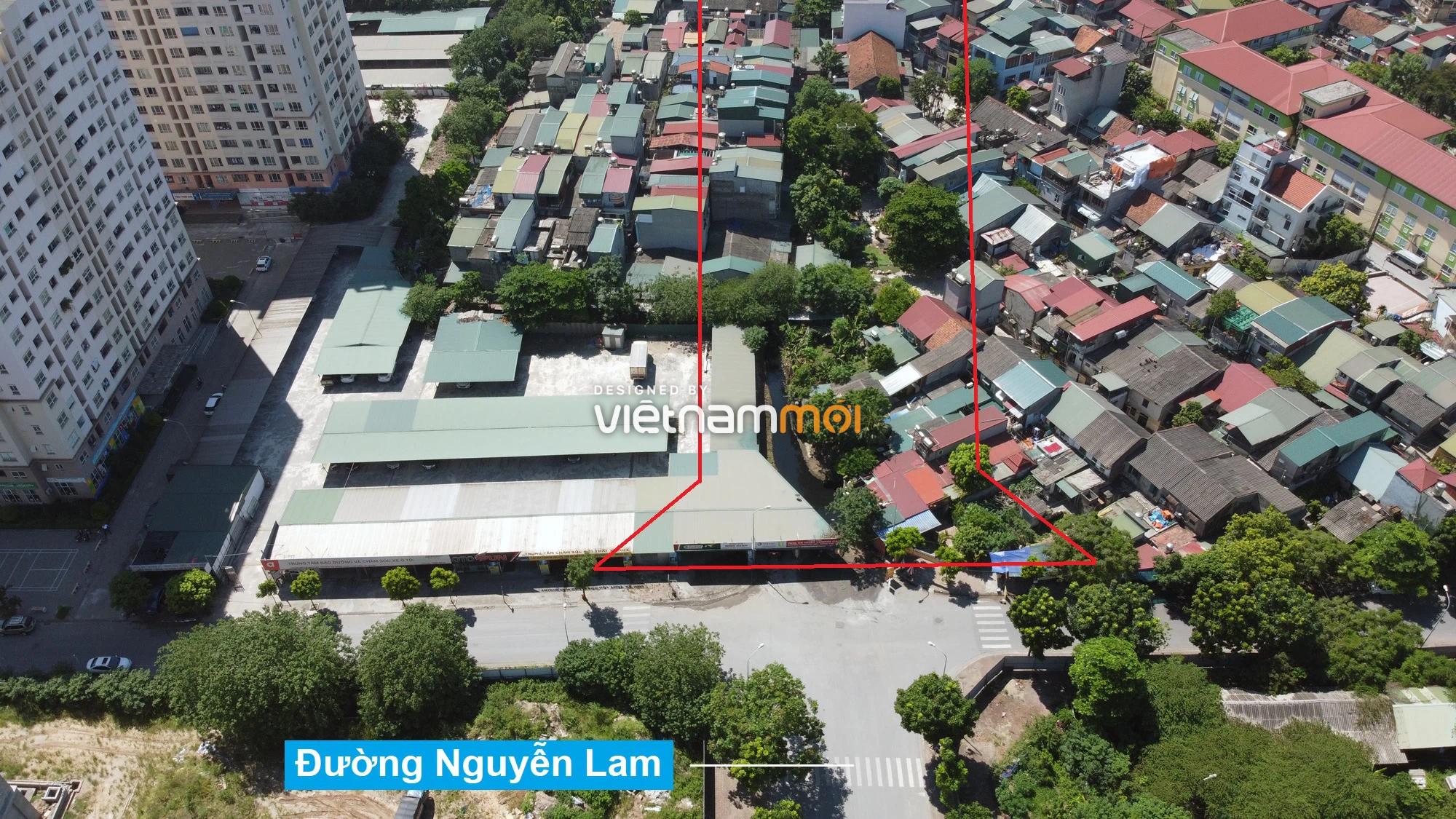 Những khu đất sắp thu hồi để mở đường ở phường Sài Đồng, Long Biên, Hà Nội (phần 1) - Ảnh 17.