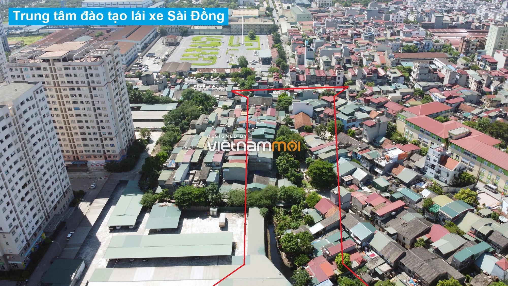 Những khu đất sắp thu hồi để mở đường ở phường Sài Đồng, Long Biên, Hà Nội (phần 1) - Ảnh 18.
