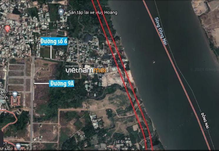 Đường sẽ mở theo quy hoạch ở phường Long Bình, quận 9, Thủ Đức, TP HCM (phần 2) - Ảnh 3.