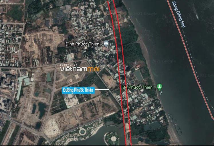 Đường sẽ mở theo quy hoạch ở phường Long Bình, quận 9, Thủ Đức, TP HCM (phần 2) - Ảnh 4.