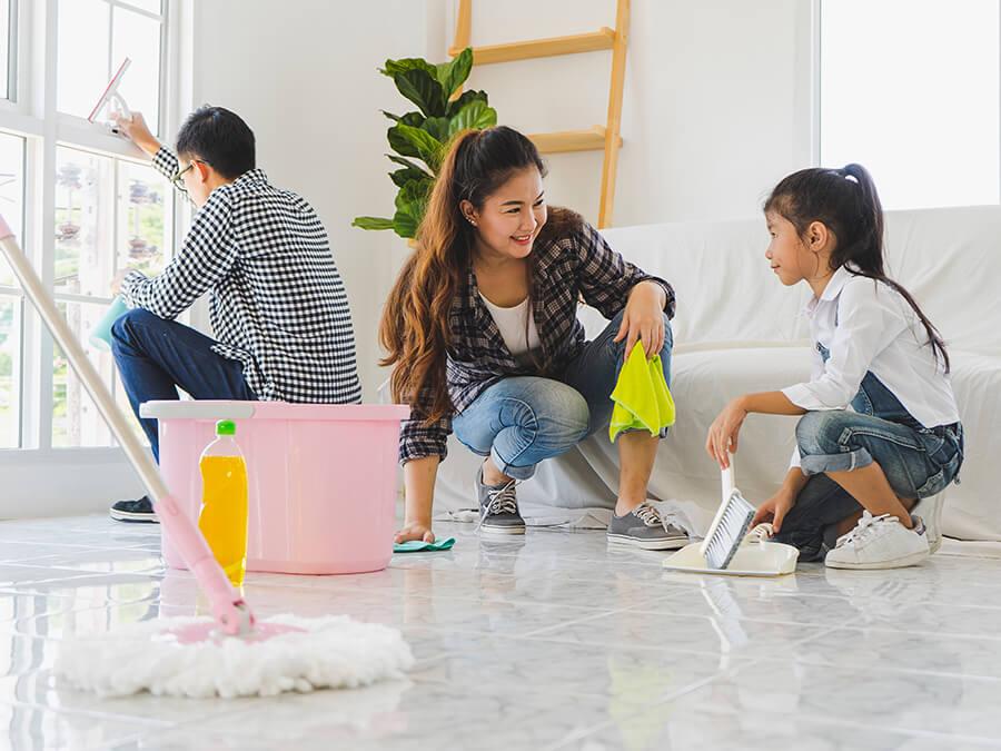 Gợi ý 5 cách làm sạch không khí trong nhà đơn giản, hiệu quả cao - Ảnh 1.