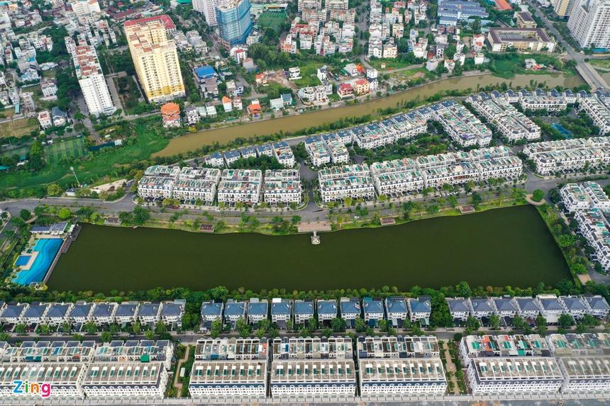 TP HCM: Giá nhà liền thổ vẫn tăng 13% giữa đại dịch - Ảnh 1.