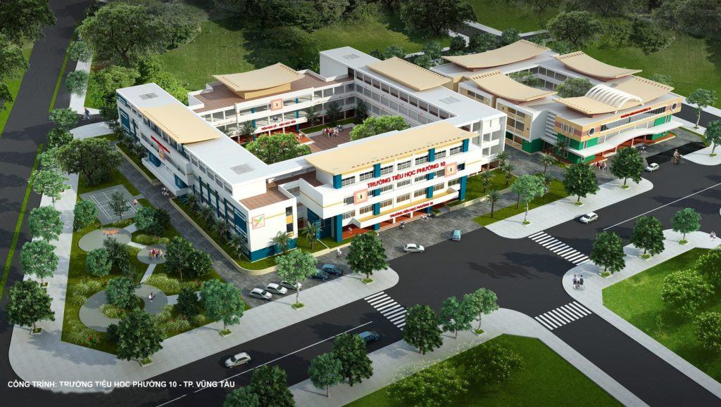 TP Vũng Tàu sẽ xây 14 trường học với tổng mức đầu tư hơn 1.330 tỷ đồng trong 5 năm tới - Ảnh 1.
