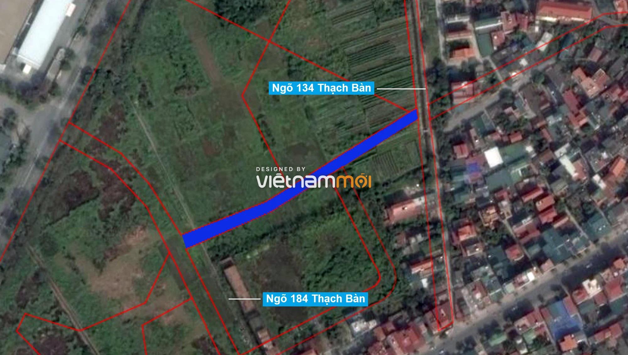 Những khu đất sắp thu hồi để mở đường ở phường Thạch Bàn, Long Biên, Hà Nội (phần 1) - Ảnh 15.