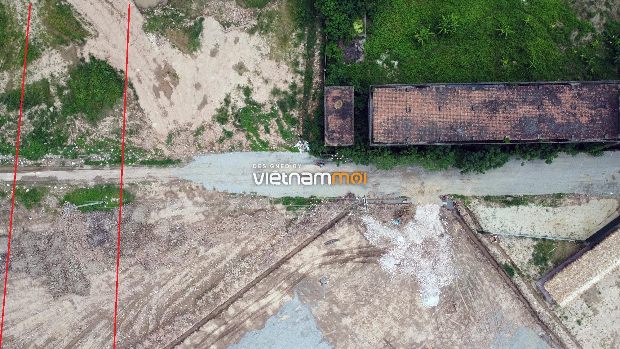Những khu đất sắp thu hồi để mở đường ở phường Thạch Bàn, Long Biên, Hà Nội (phần 1) - Ảnh 17.