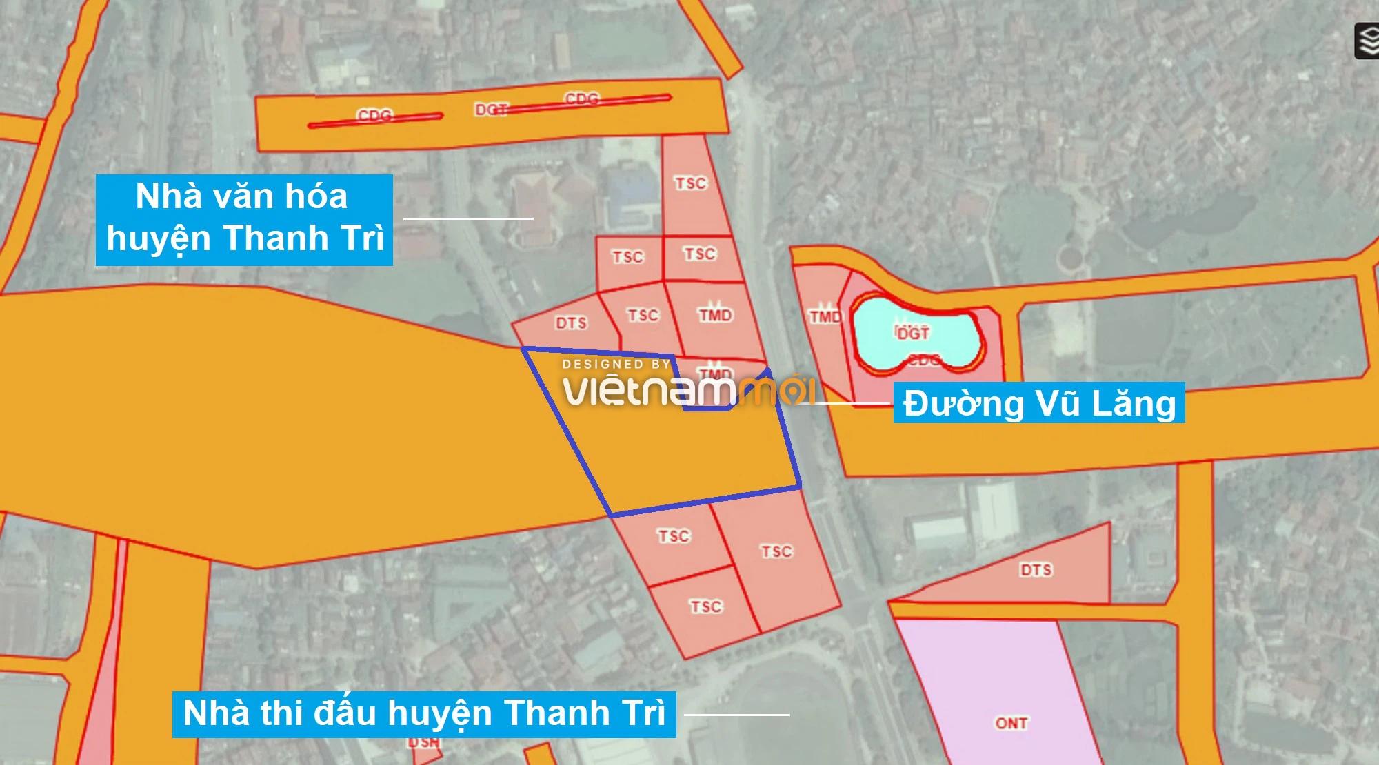 Những khu đất sắp thu hồi để mở đường ở xã Tứ Hiệp, Thanh Trì, Hà Nội (phần 2) - Ảnh 8.