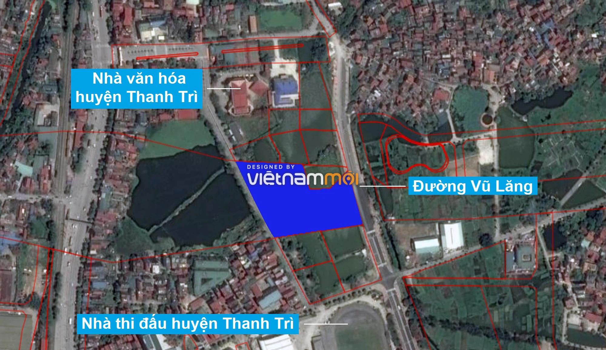 Những khu đất sắp thu hồi để mở đường ở xã Tứ Hiệp, Thanh Trì, Hà Nội (phần 2) - Ảnh 9.