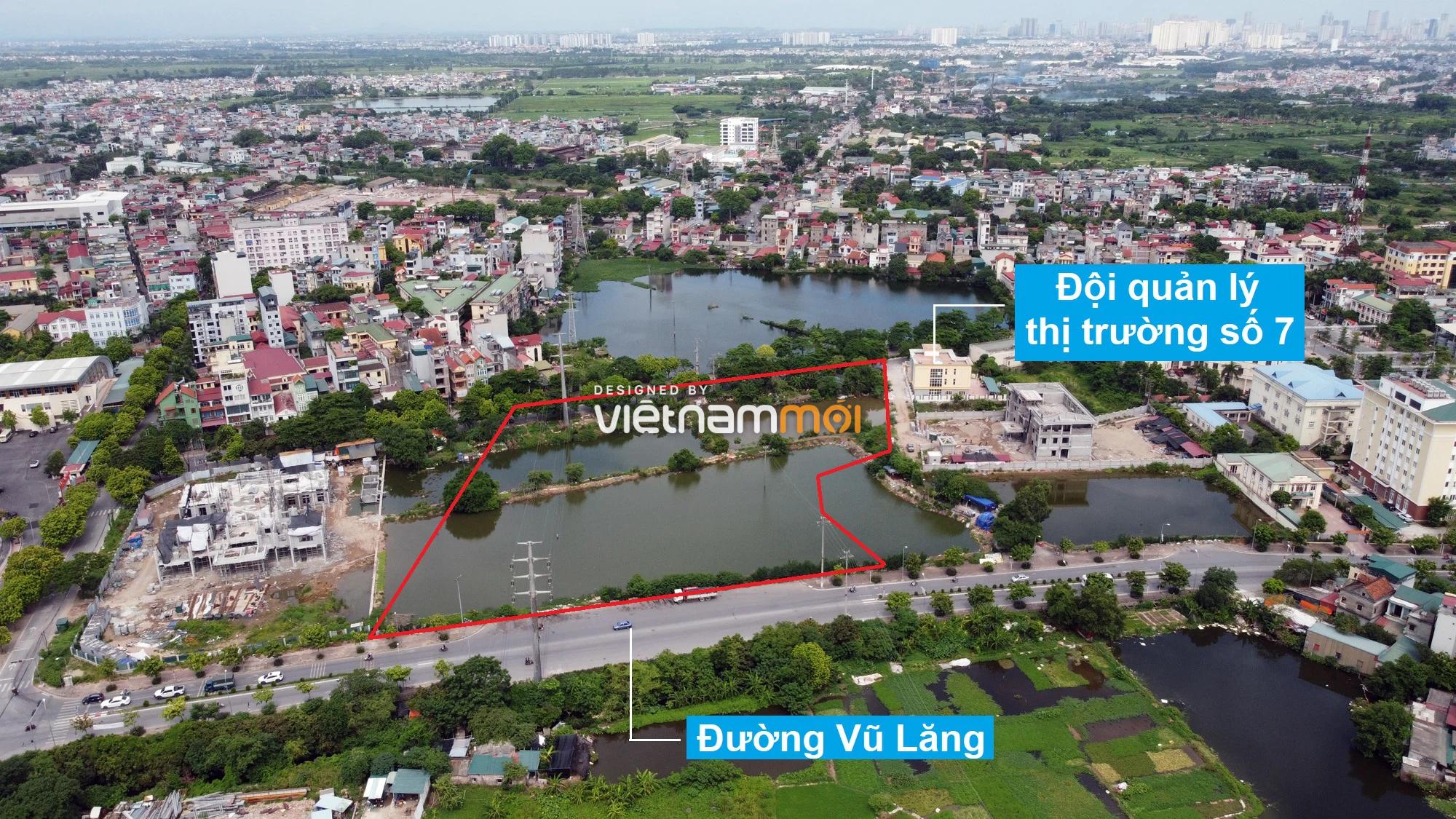Những khu đất sắp thu hồi để mở đường ở xã Tứ Hiệp, Thanh Trì, Hà Nội (phần 2) - Ảnh 13.