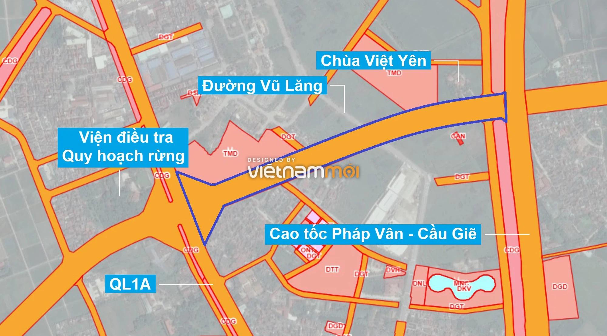 Những khu đất sắp thu hồi để mở đường ở xã Ngũ Hiệp, Thanh Trì, Hà Nội (phần 1) - Ảnh 1.