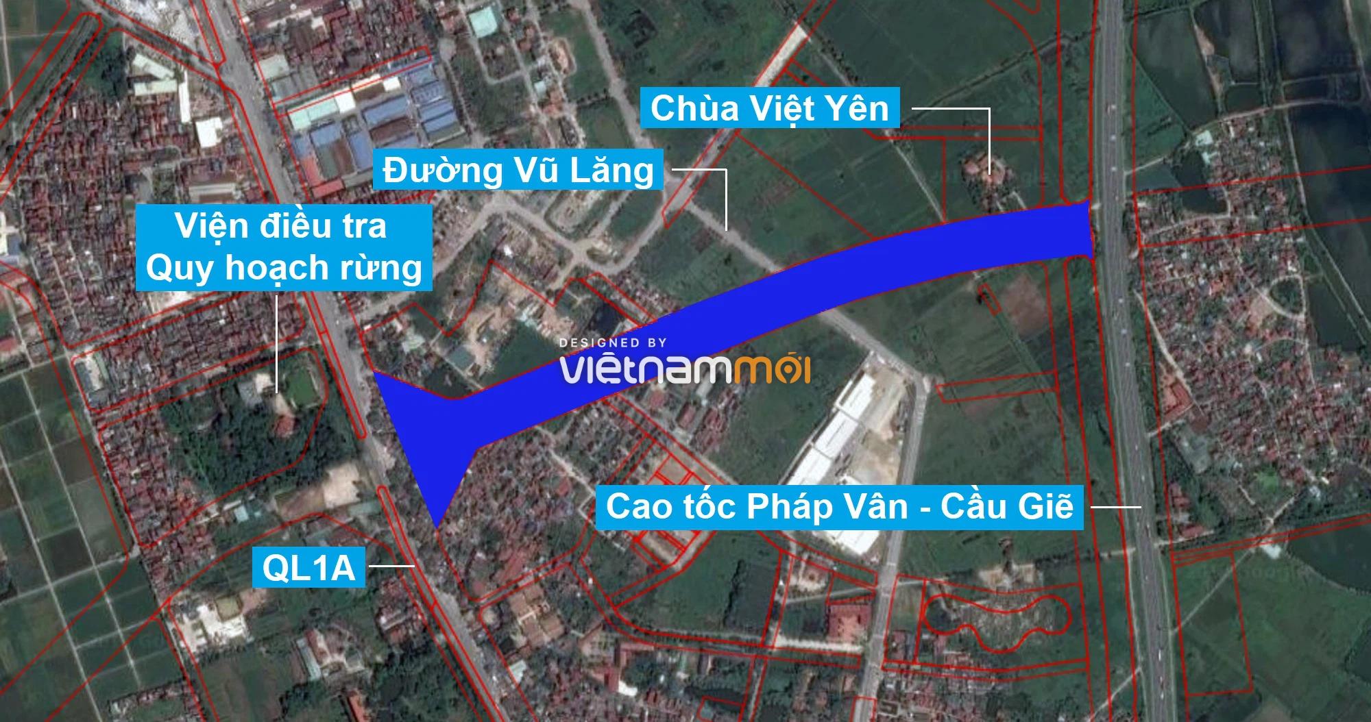 Những khu đất sắp thu hồi để mở đường ở xã Ngũ Hiệp, Thanh Trì, Hà Nội (phần 1) - Ảnh 2.