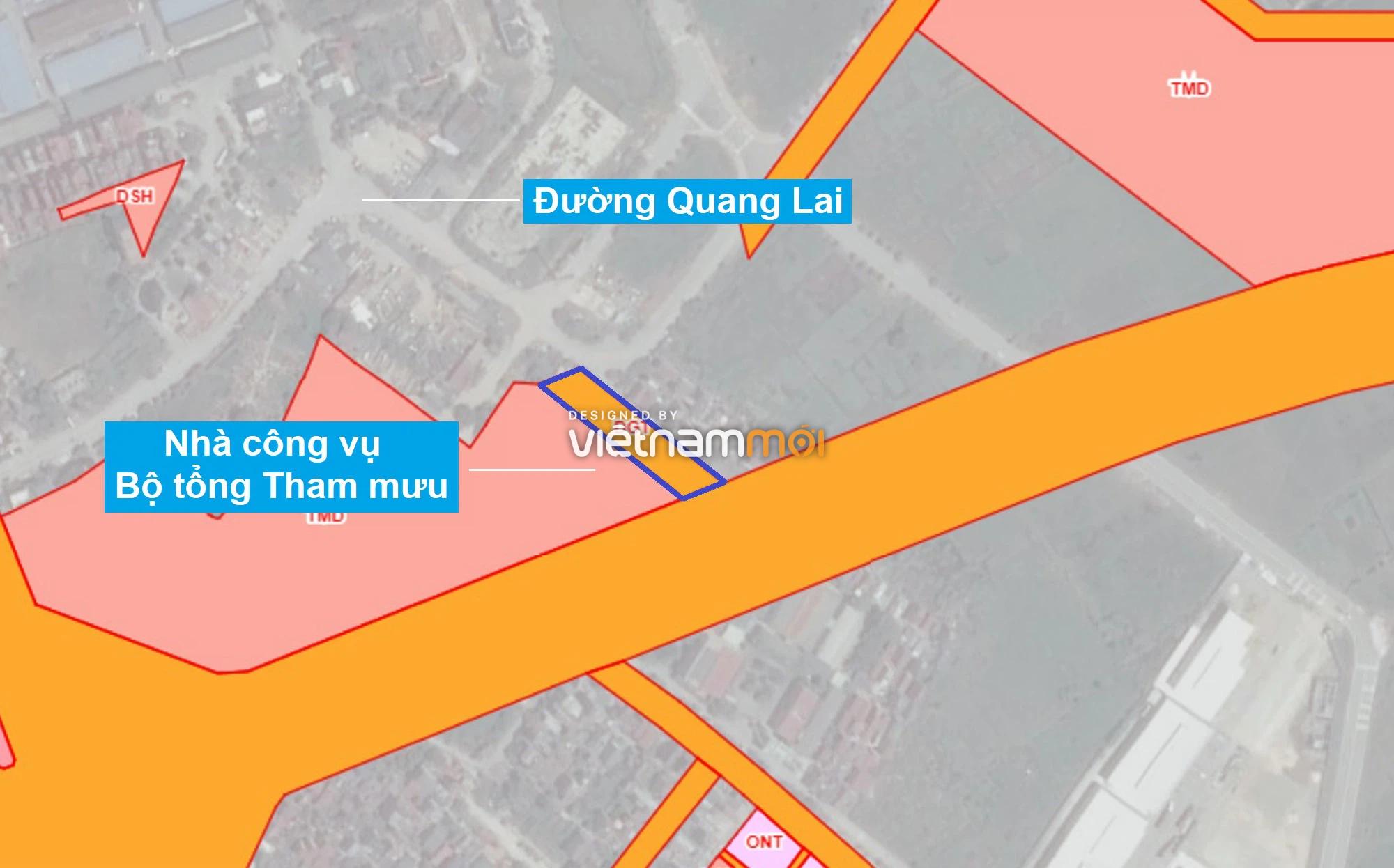 Những khu đất sắp thu hồi để mở đường ở xã Ngũ Hiệp, Thanh Trì, Hà Nội (phần 1) - Ảnh 9.