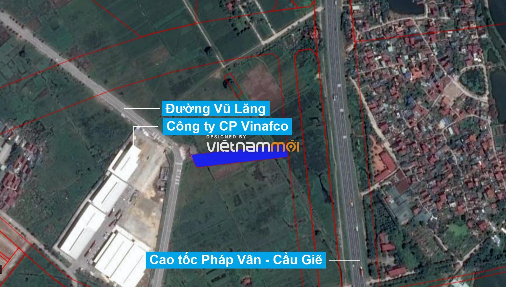 Những khu đất sắp thu hồi để mở đường ở xã Ngũ Hiệp, Thanh Trì, Hà Nội (phần 1) - Ảnh 13.